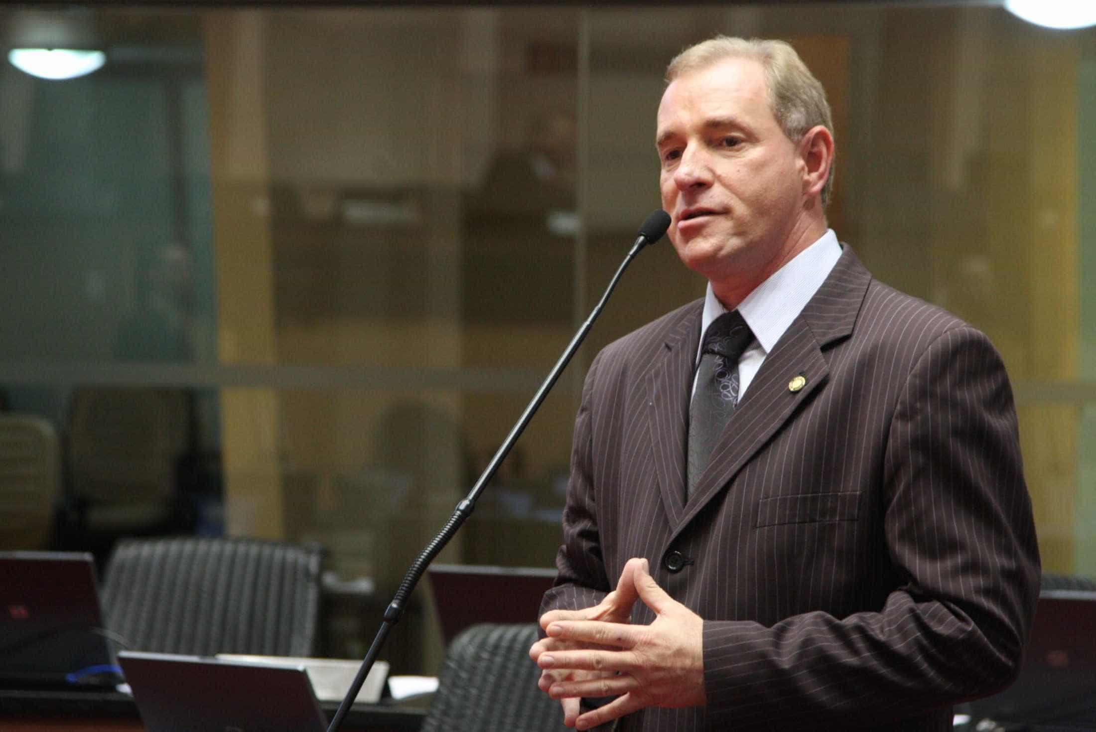 Presidente da Assembleia Legislativa de SC morre aos 57 anos