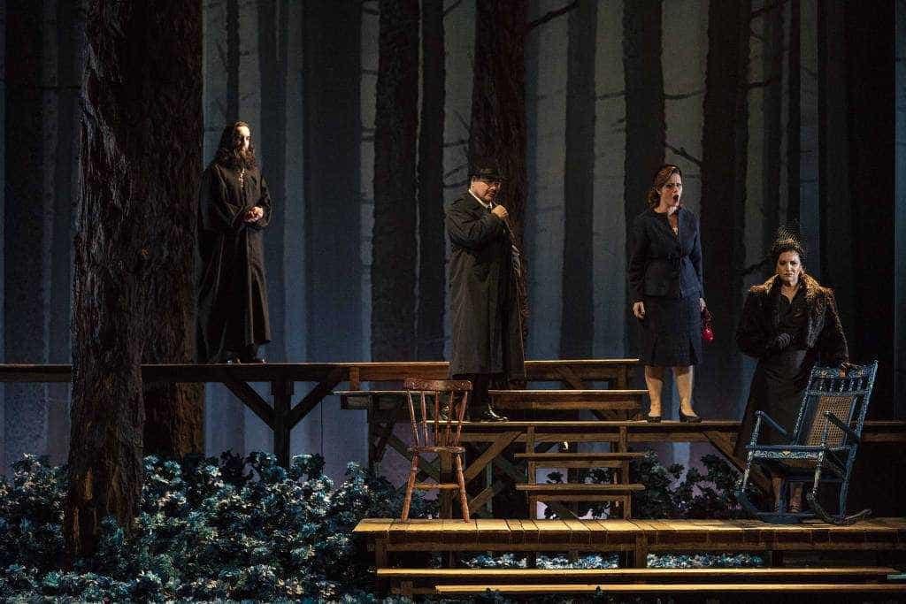 Inspirada em história de amor, ópera 'Katia Kabanová' estreia no Brasil