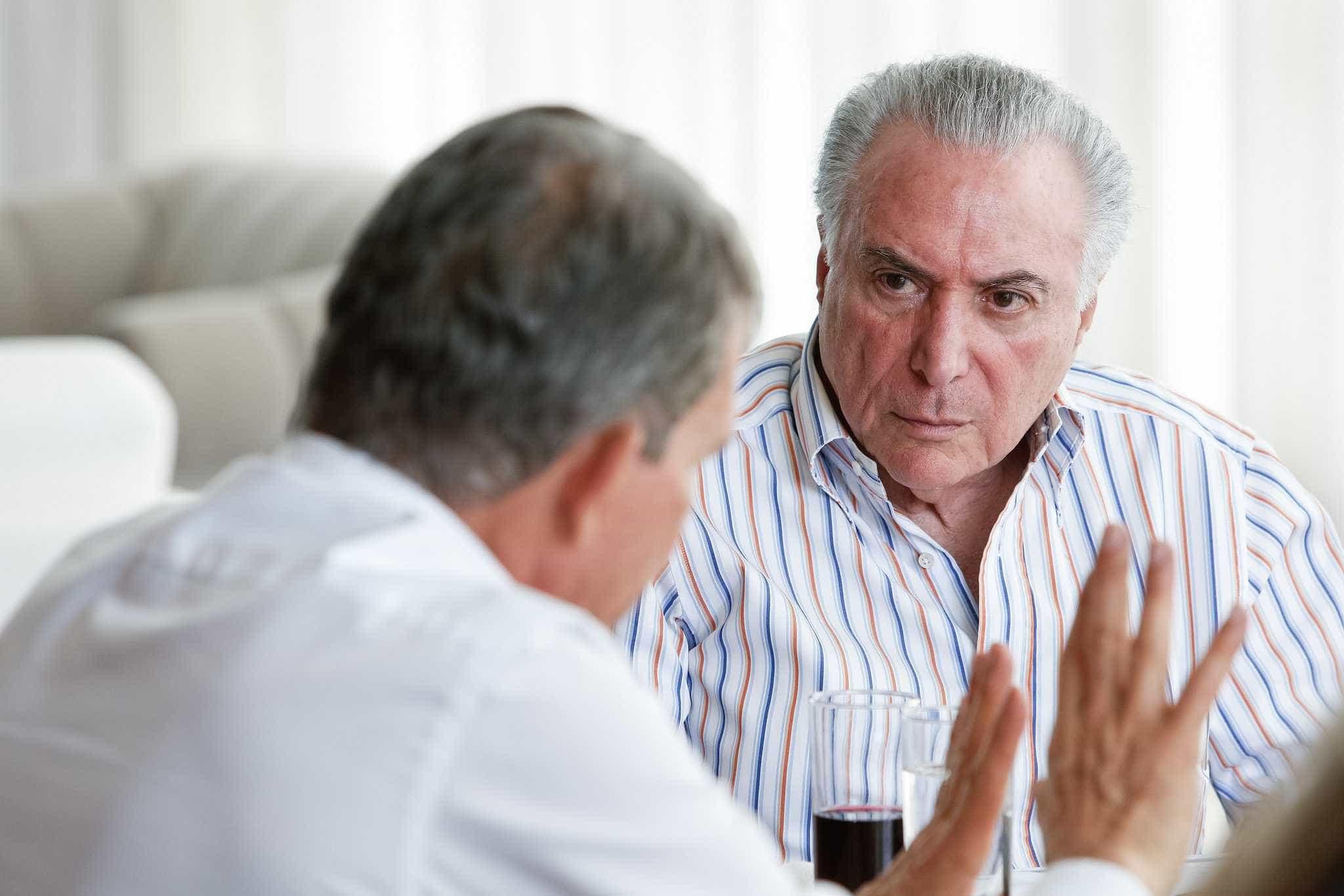 Temer e ministros discutem novamente a situação de venezuelanos em RR