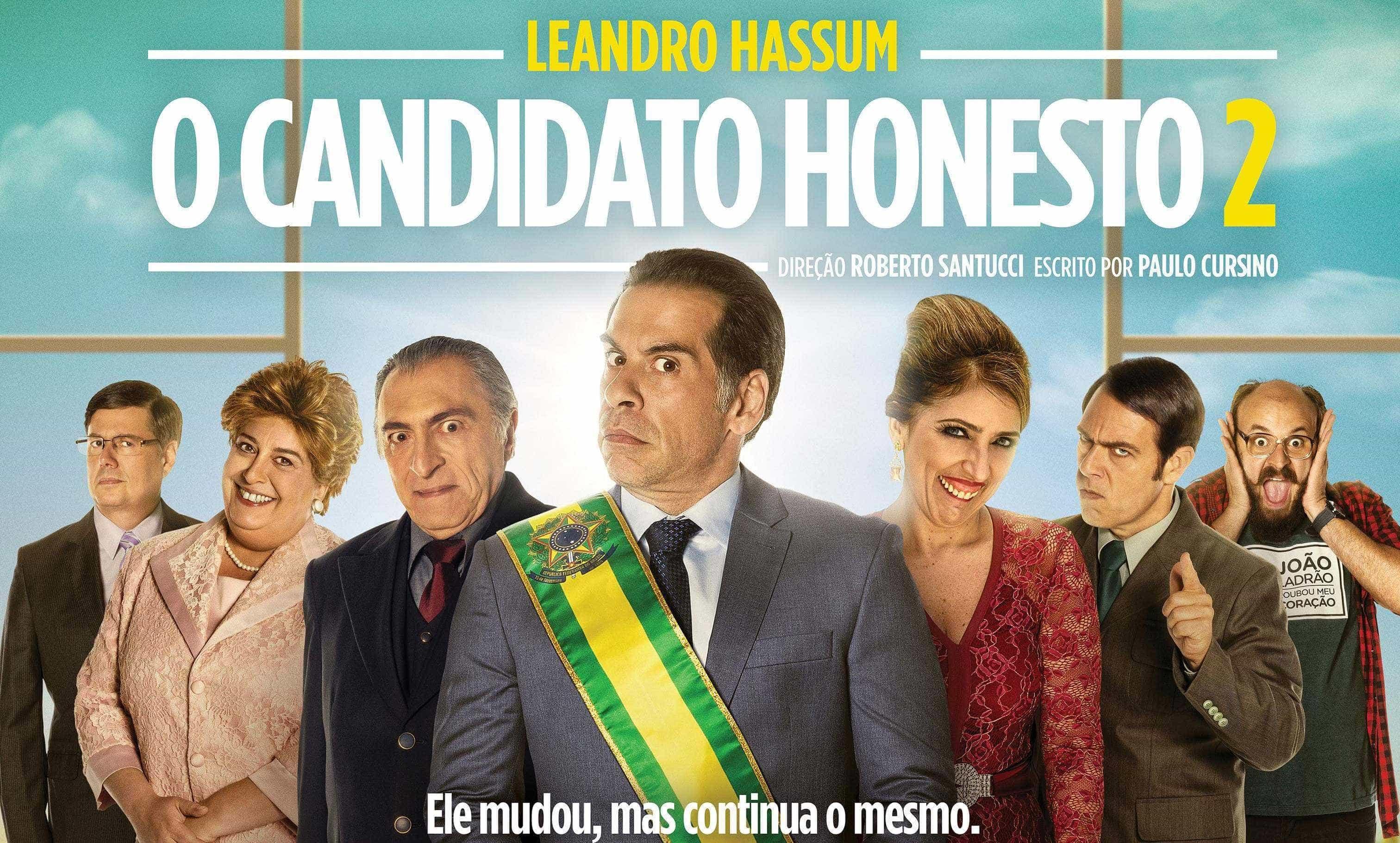 'O Candidato Honesto 2' é seletivo ao parodiar políticos