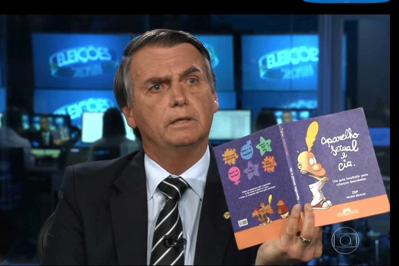 Livro infanto-juvenil que irritou Bolsonaro voltará às livrarias