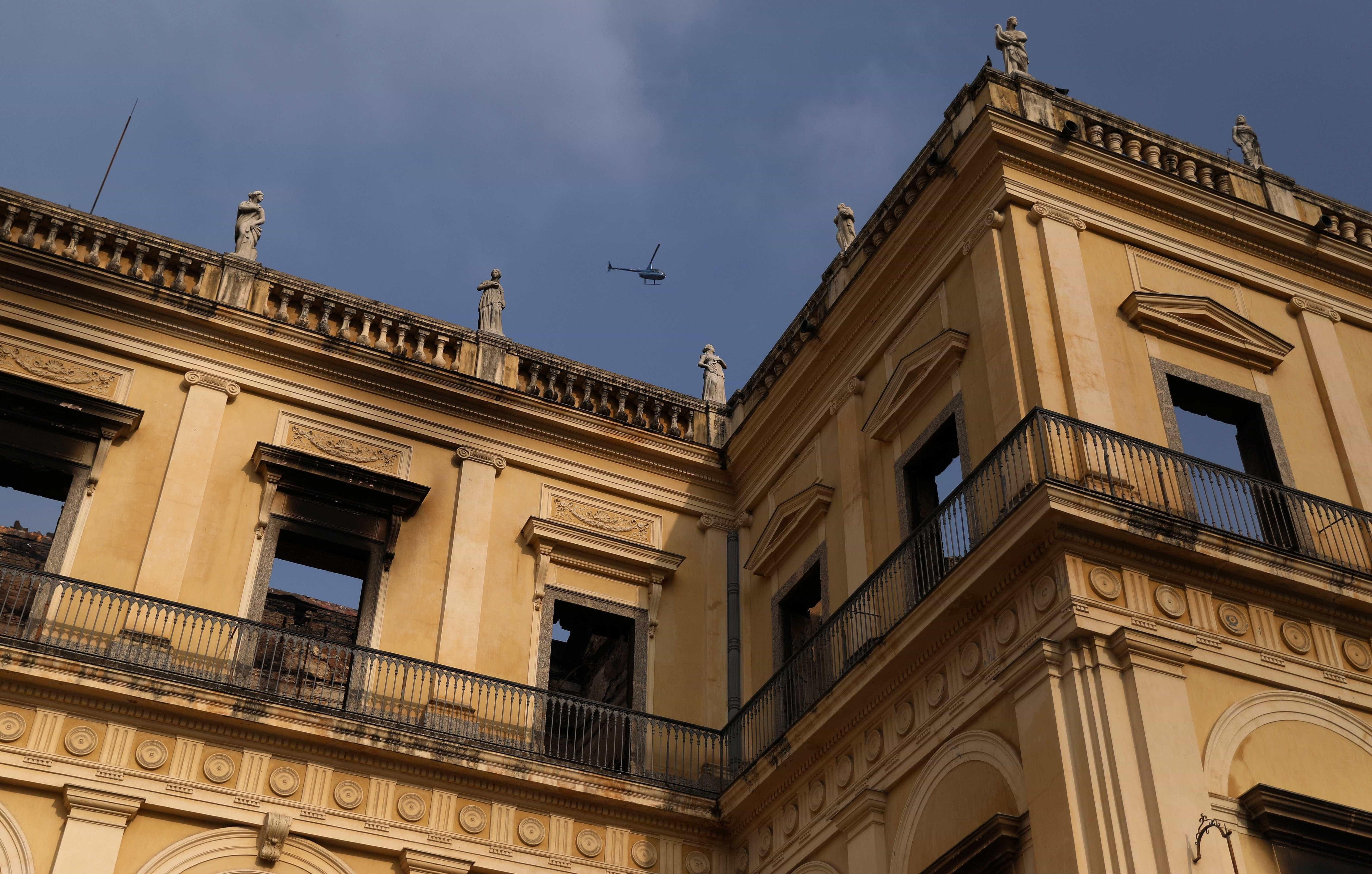 Museu Nacional recebe doação de quase 190 mil euros do governo alemão