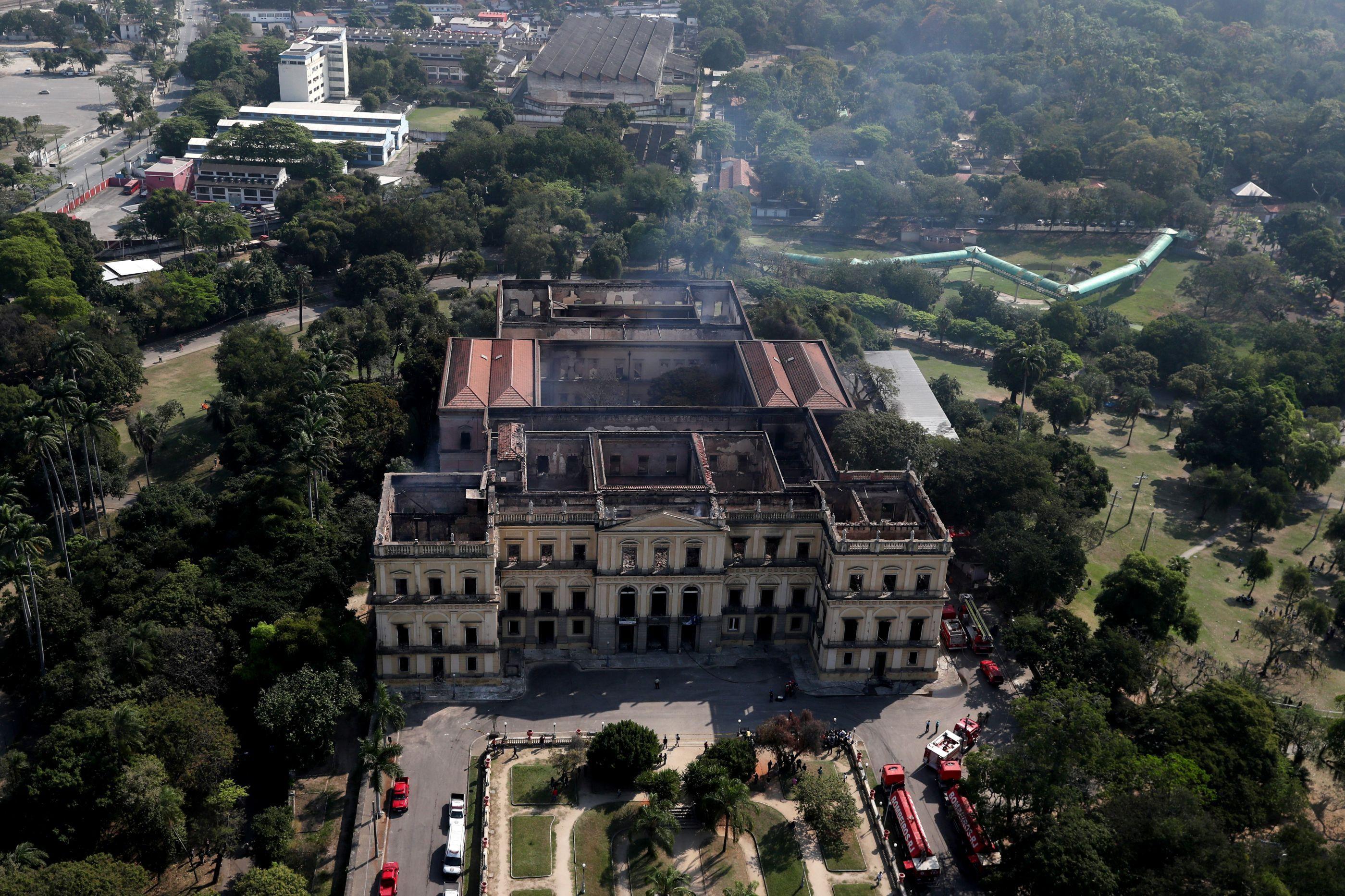 Museu Nacional: Wikipedia procura imagens de objetos perdidos