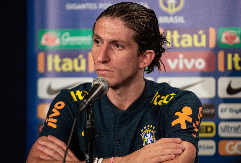 Filipe Luís revela pesadelos com a Copa: 'Sonhava com a derrota'