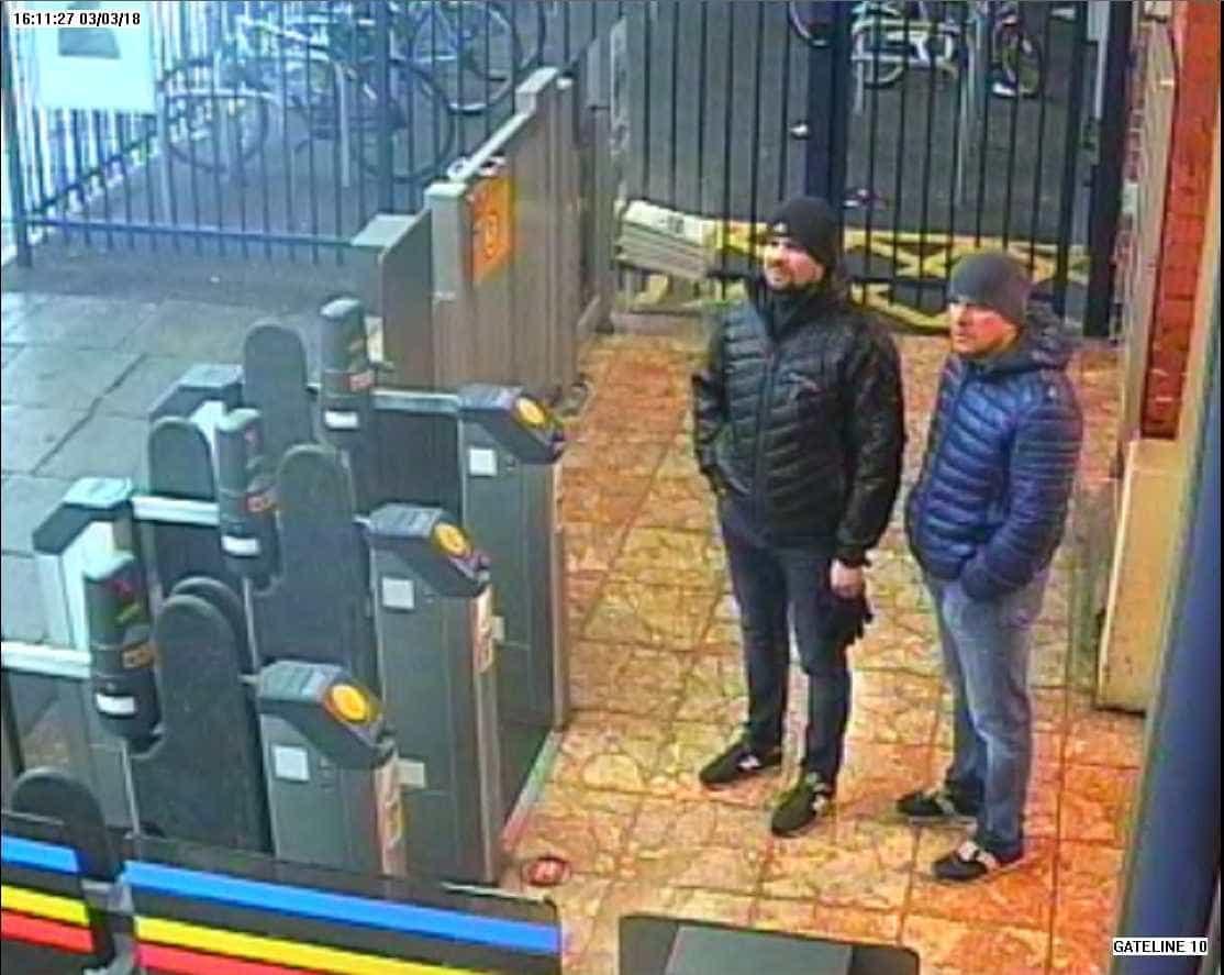Rússia não acusará suspeitos de ataque a ex-espião