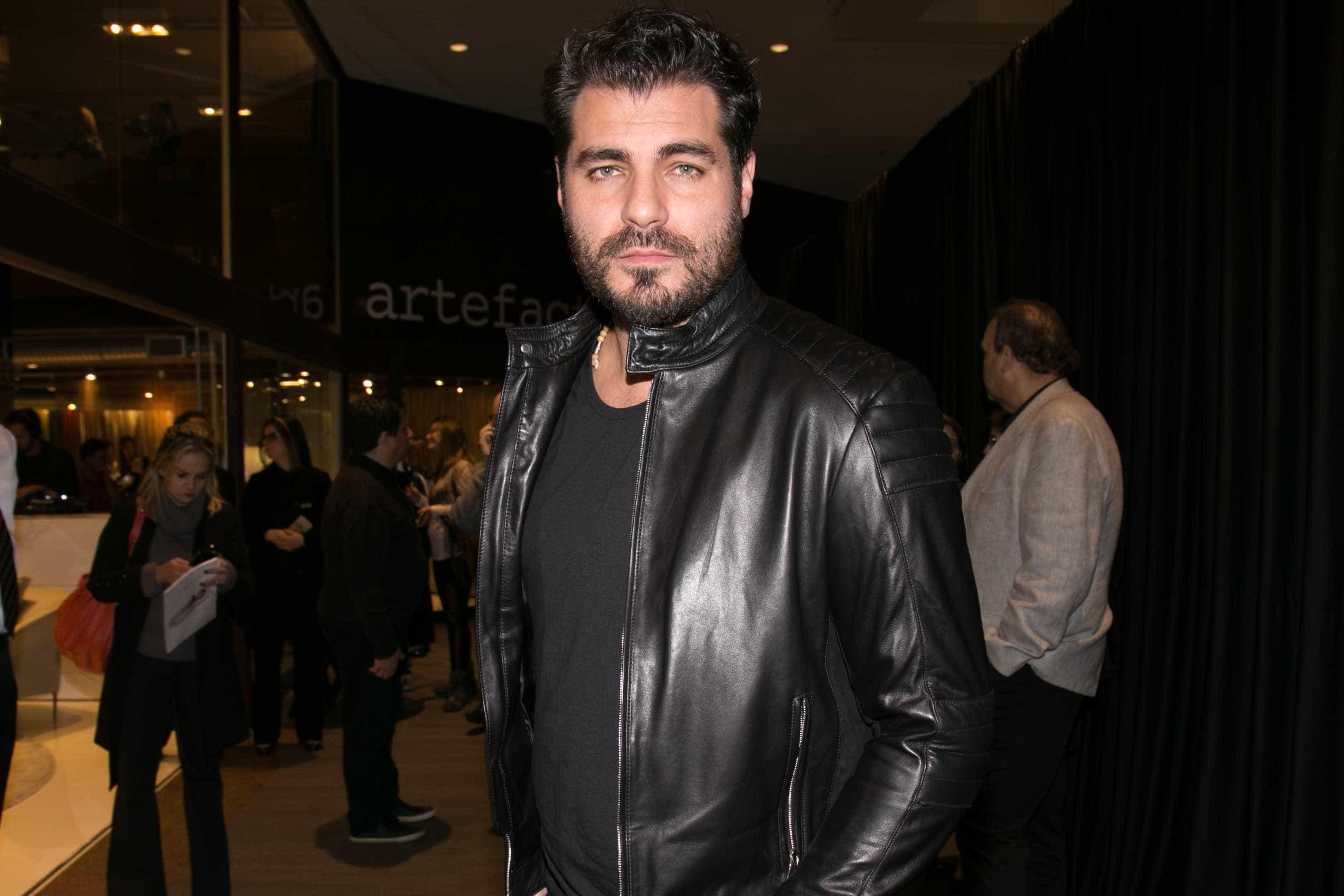Thiago Lacerda diz que Ana Paula Arósio recusou atuar com ele