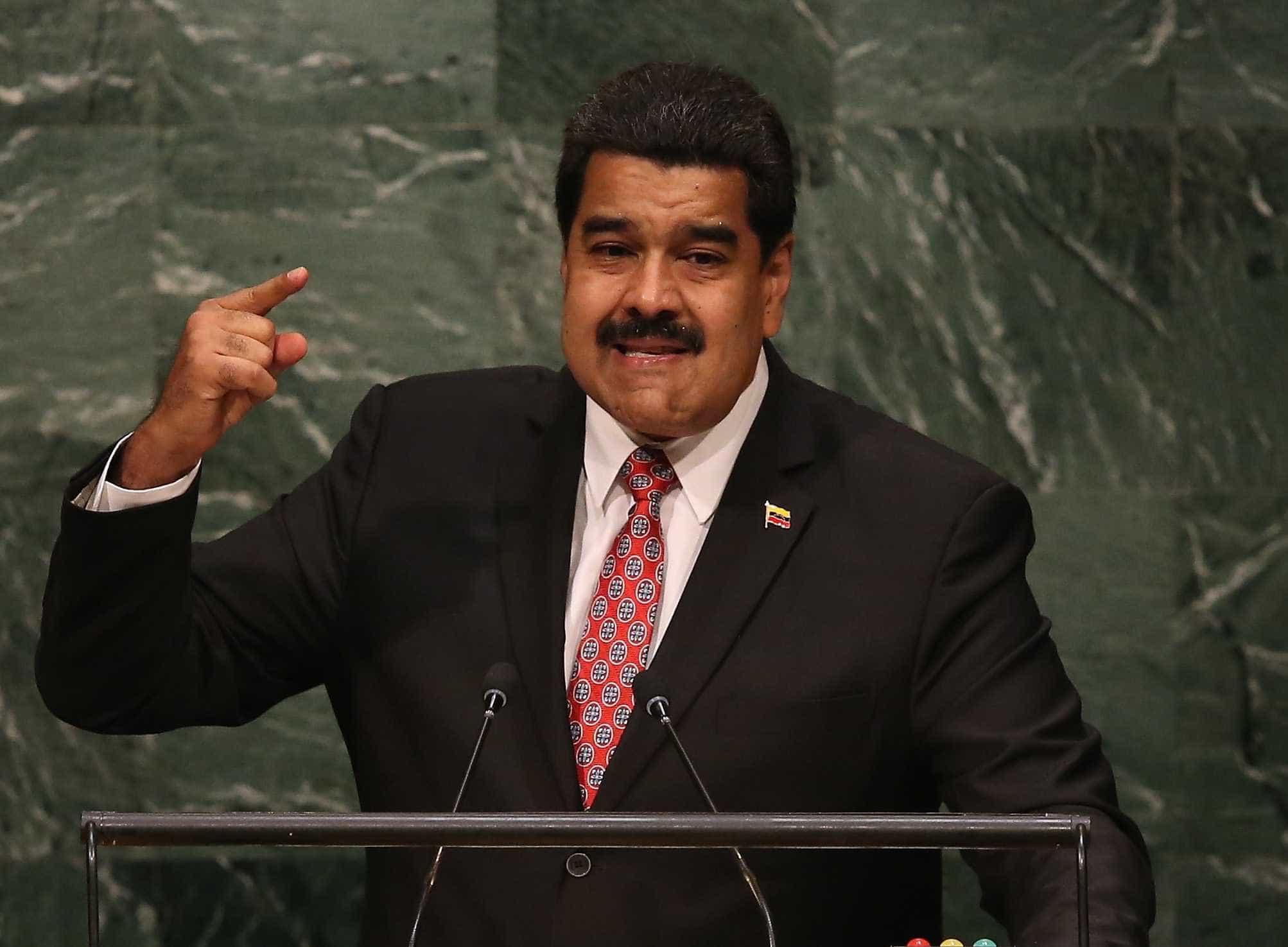 Venezuela é centro de campanha mundial brutal, diz Maduro