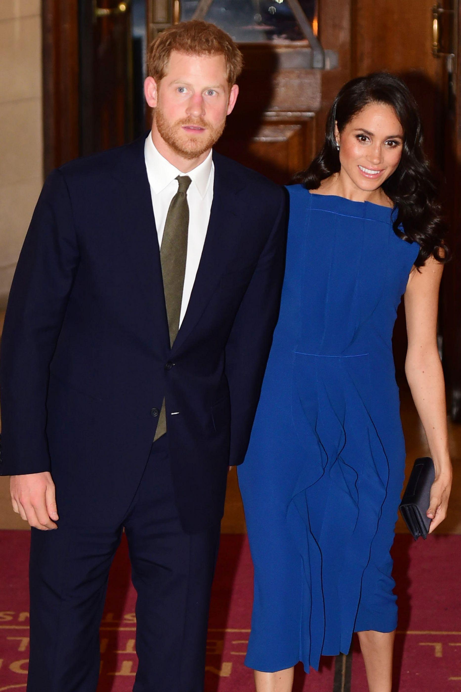 Meghan e Harry 'fogem' de Londres para festa em Amsterdã; fotos