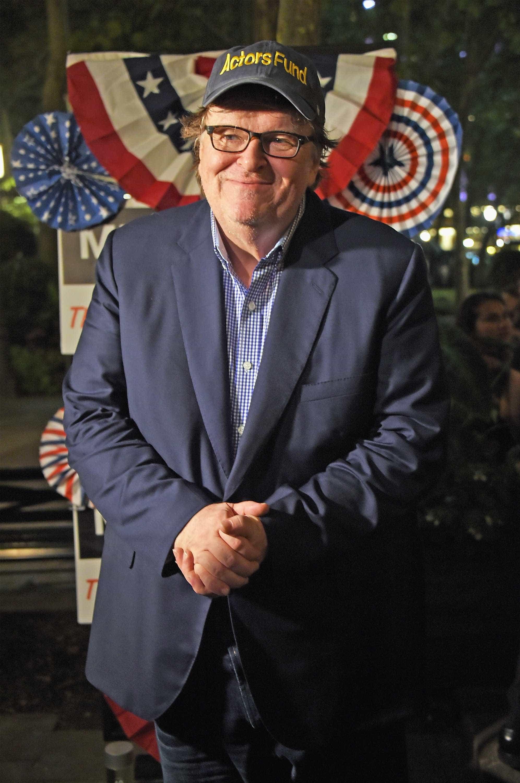 Documentário de Michael Moore é uma obra lotada de viés
