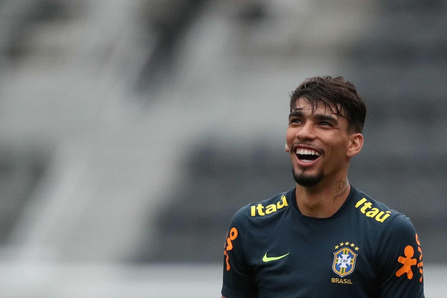 Milan oficializa contratação de Lucas Paquetá até 2023
