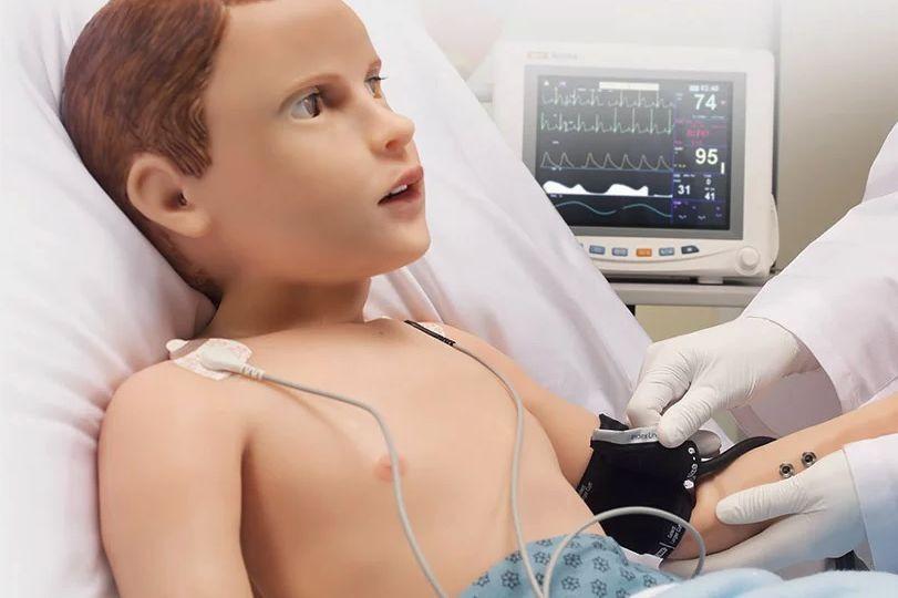 Conheça Hal, o robô criado para treinar a humanização médica