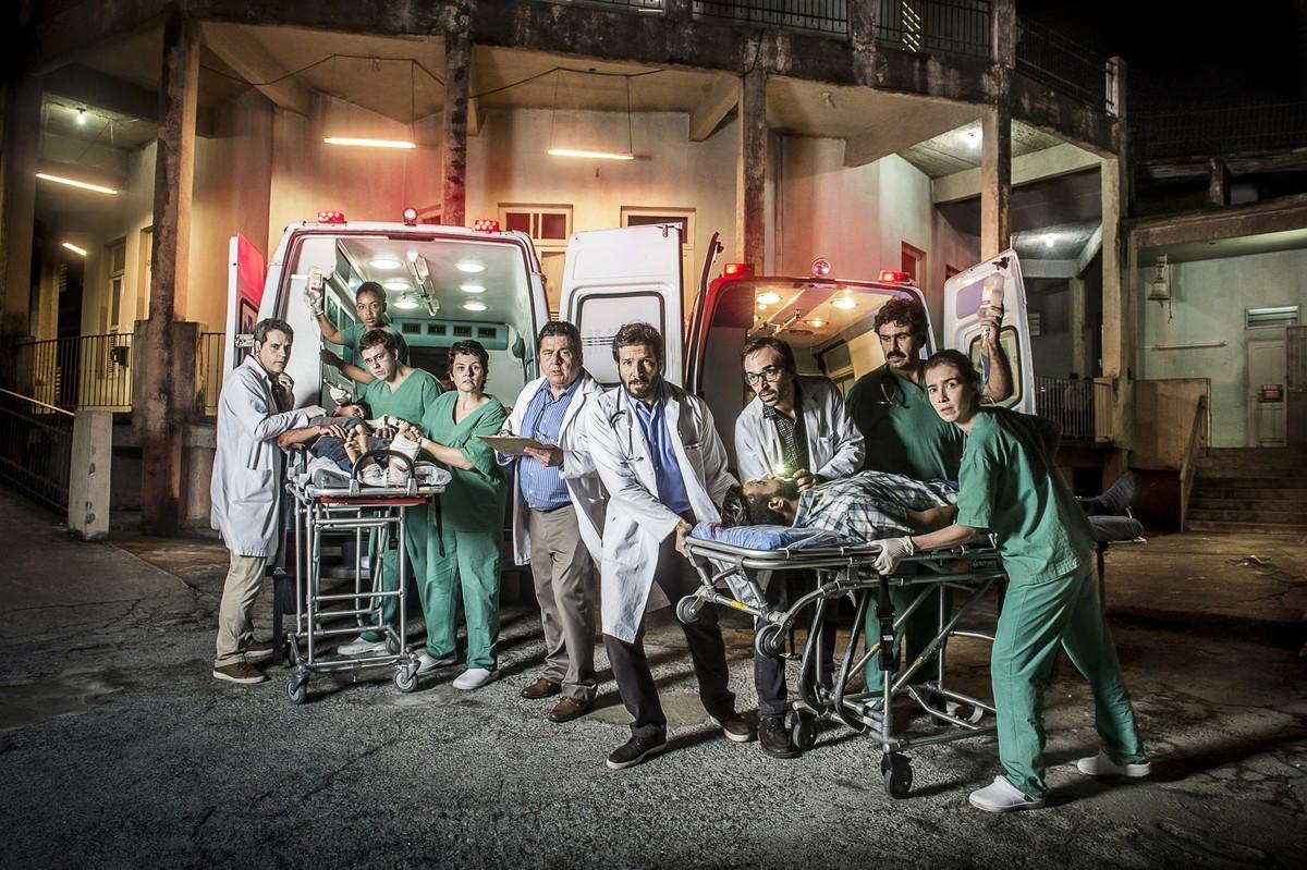 """Globo sobre cancelamento de 'Sob Pressão': """"ciclos se encerram"""""""