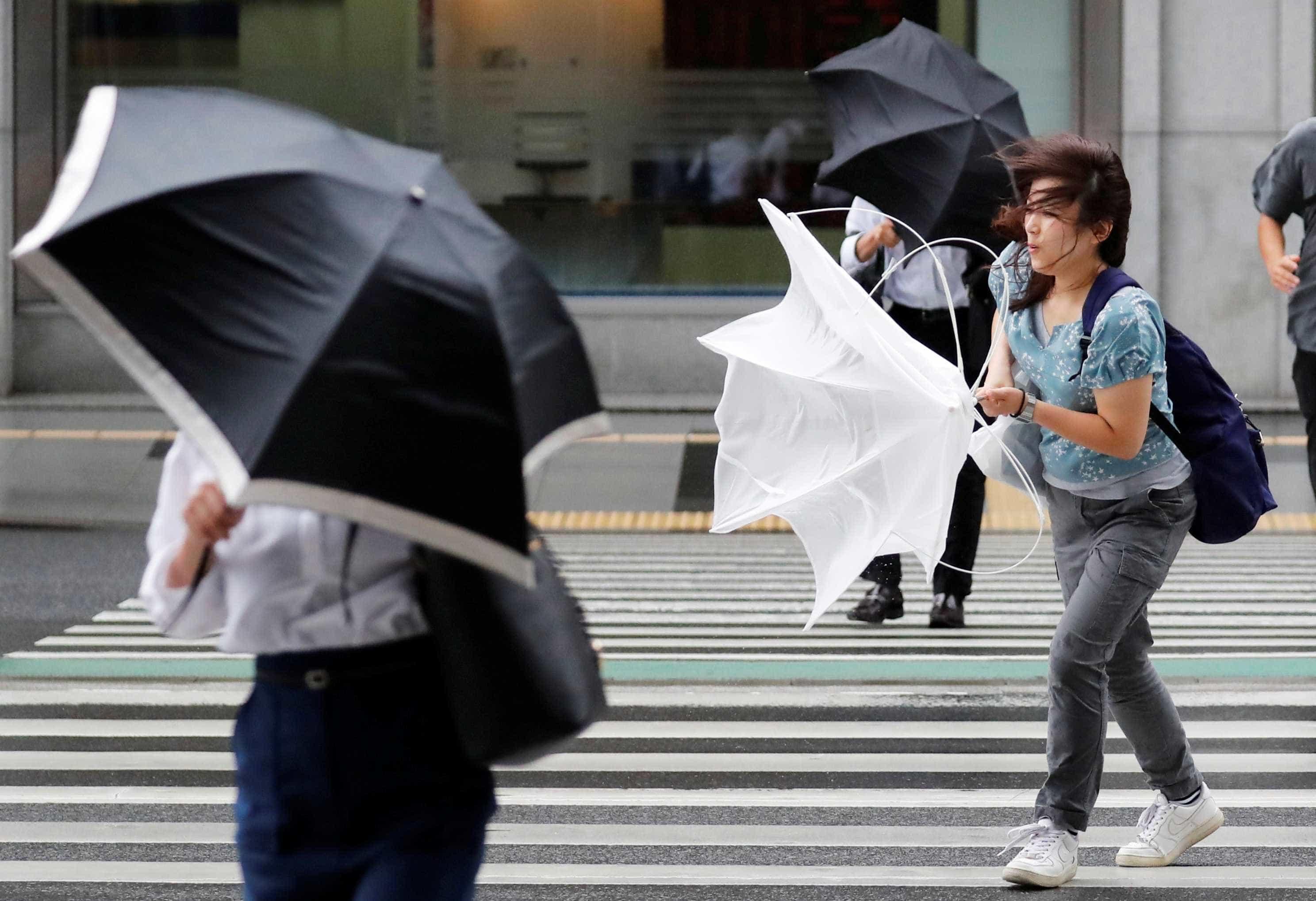 COI diz que tufão e terremoto recentes são alerta para Tóquio-2020