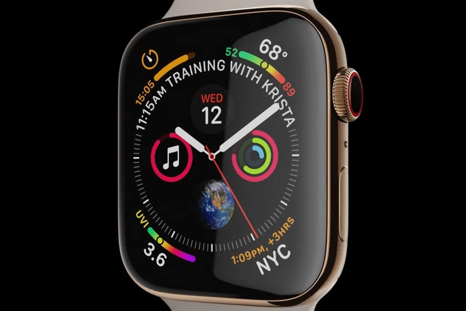 Maior e melhor: saiba como será a quarta geração do Apple Watch