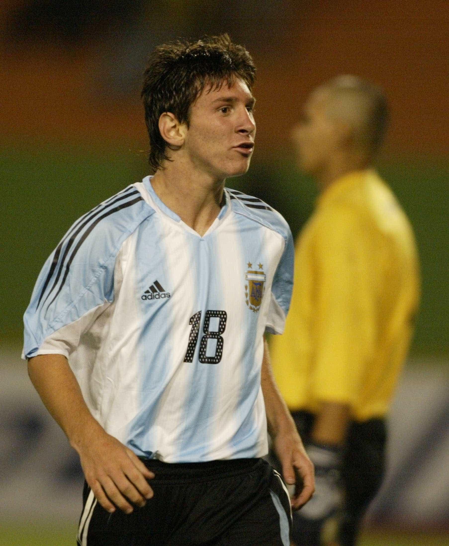 Messi chorou como bebê após revés na Copa América, diz preparador