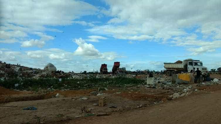 Lixões continuam a crescer no Brasil, mostra levantamento