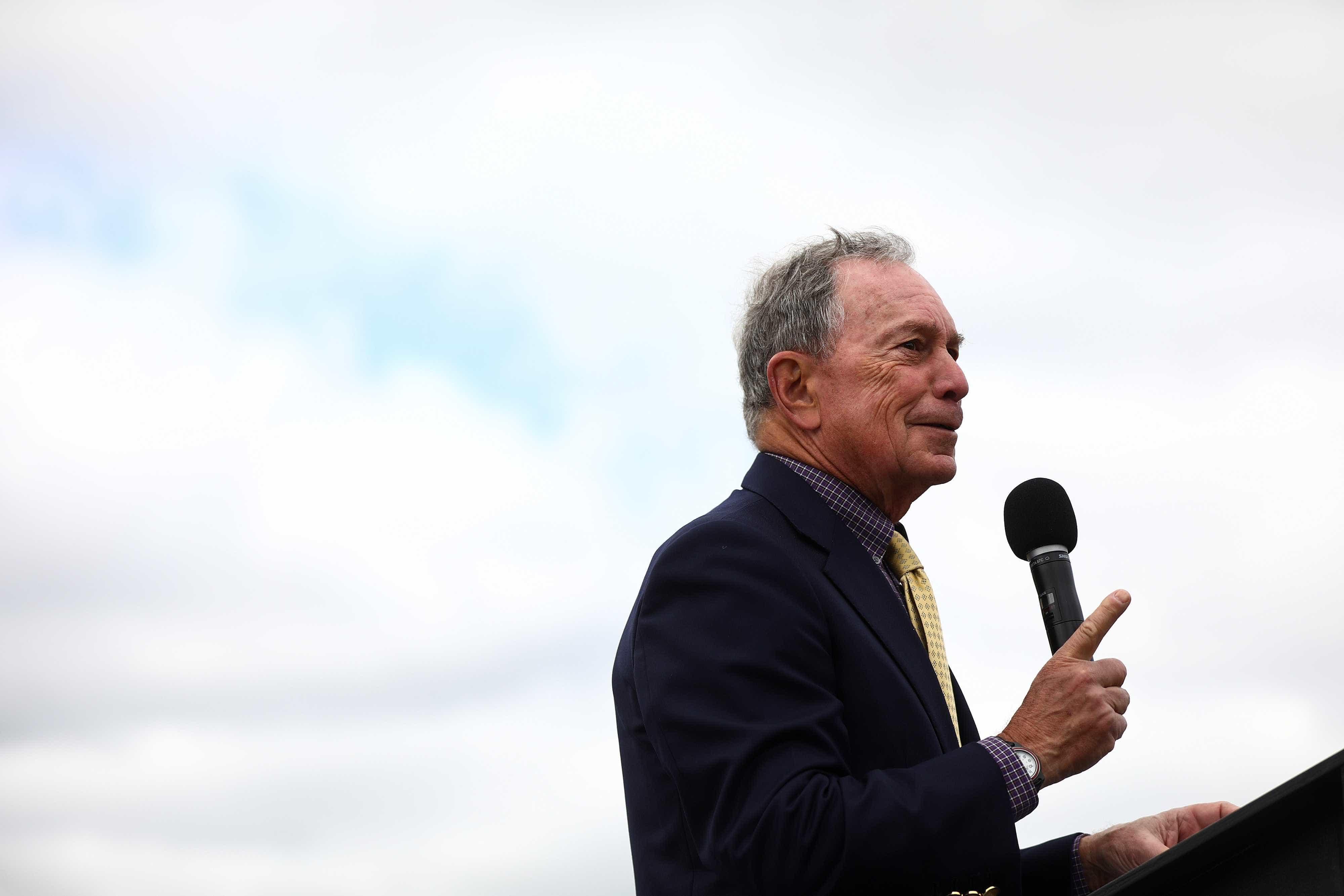 Michael Bloomberg pensa em presidência dos EUA em 2020
