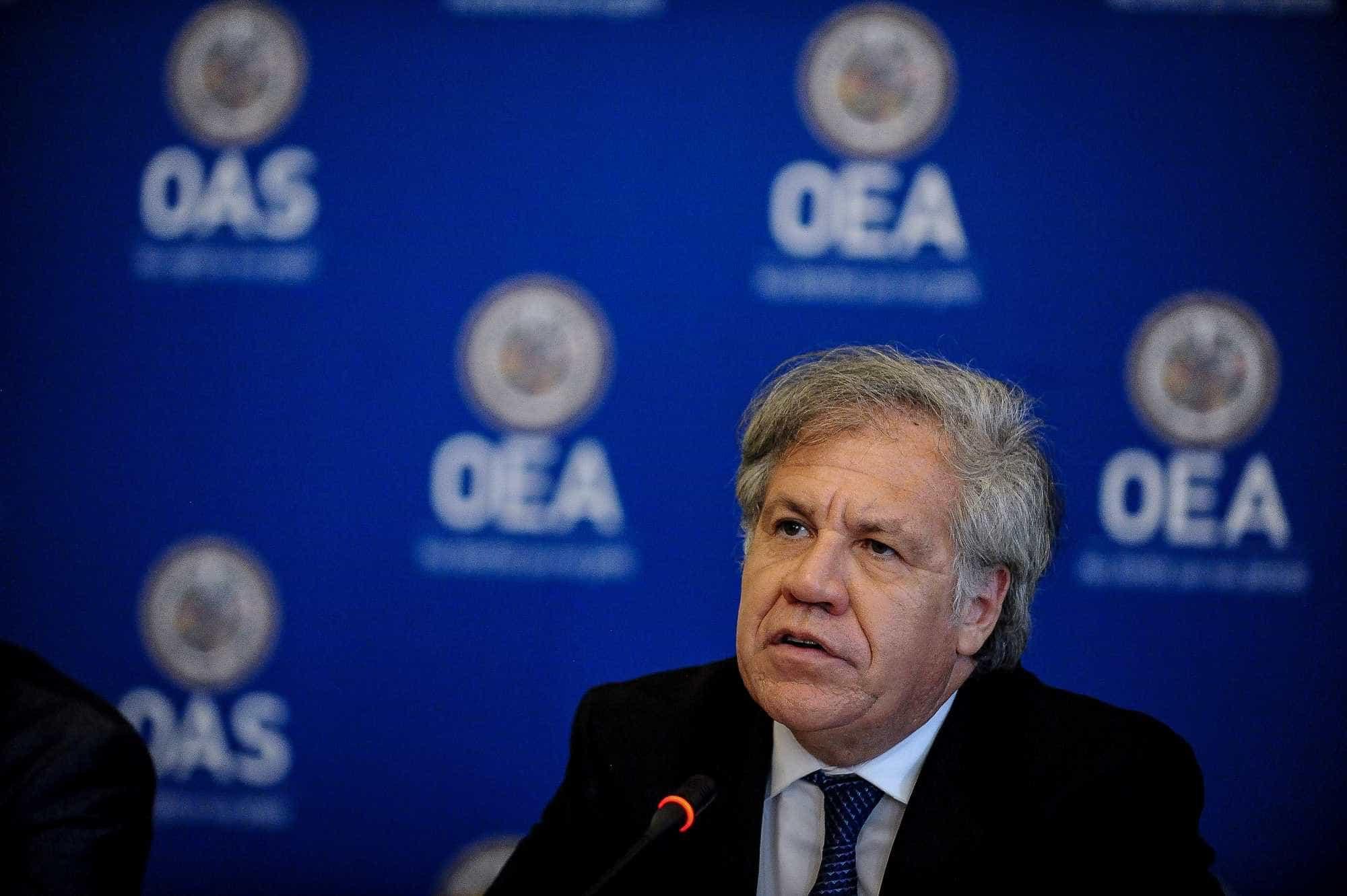 OEA diz que avalia até intervenção militar para tirar Maduro do poder