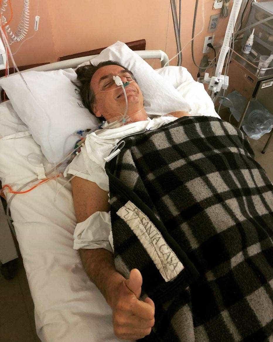 Bolsonaro recebe alta da UTI e vai para unidade semi-intensiva