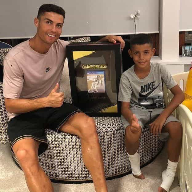 'FIFA 19' será liberado primeiramente a Cristiano Ronaldo