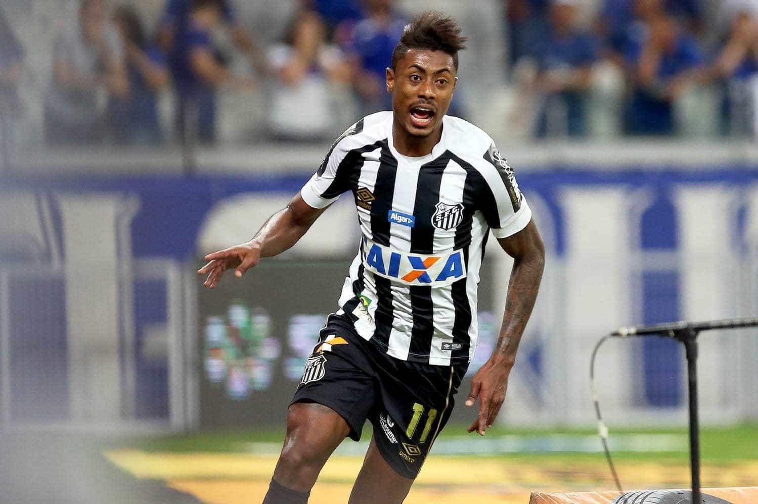 Com sete interessados, Santos pede R$ 40 milhões por Bruno Henrique