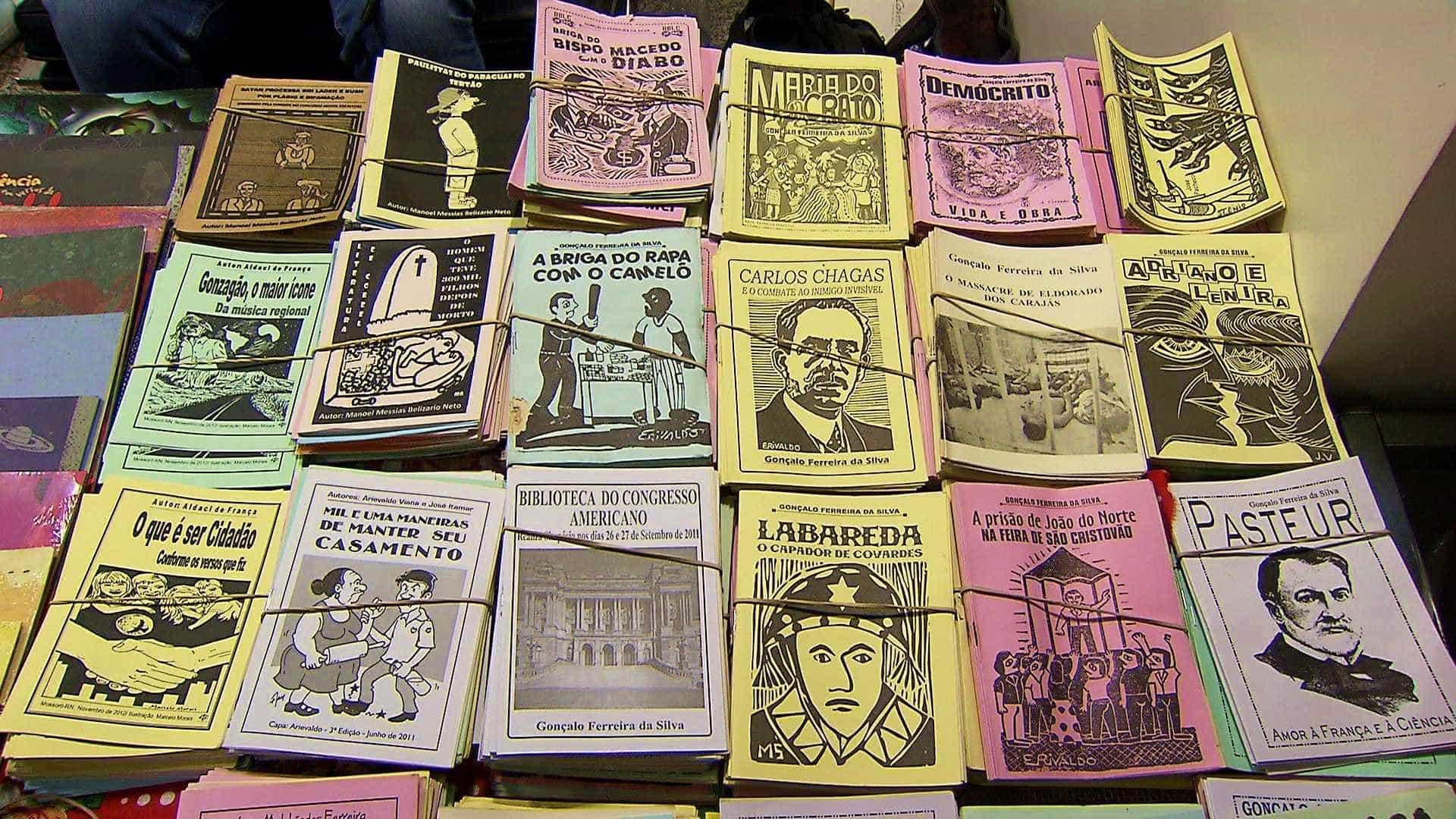 Literatura de cordel vira patrimônio cultural do Brasil