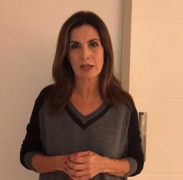 'Não reformei a casa do esfaqueador de Bolsonaro', diz Fátima Bernardes