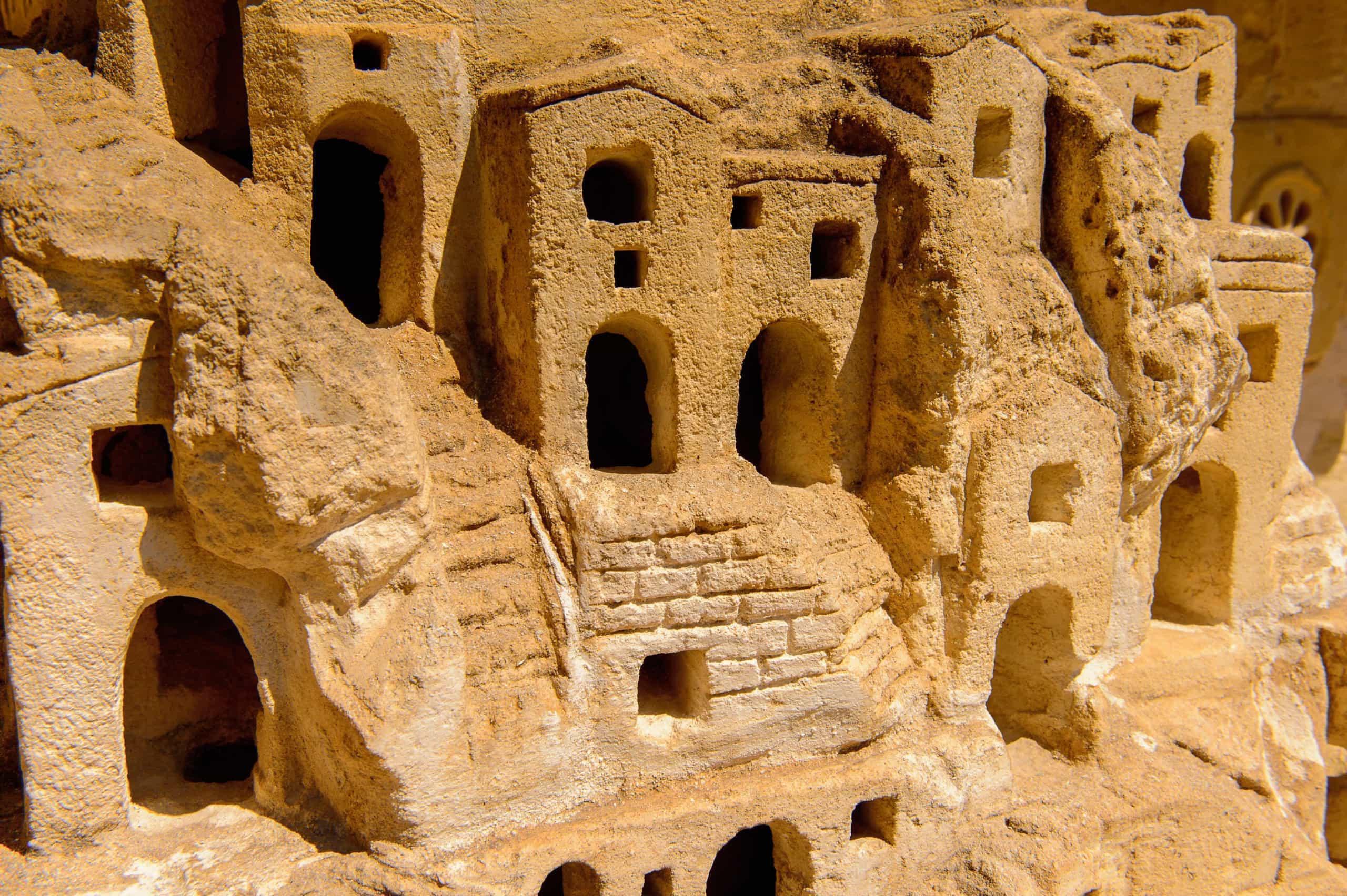 7 cidades subterrâneas onde pessoas realmente já viveram
