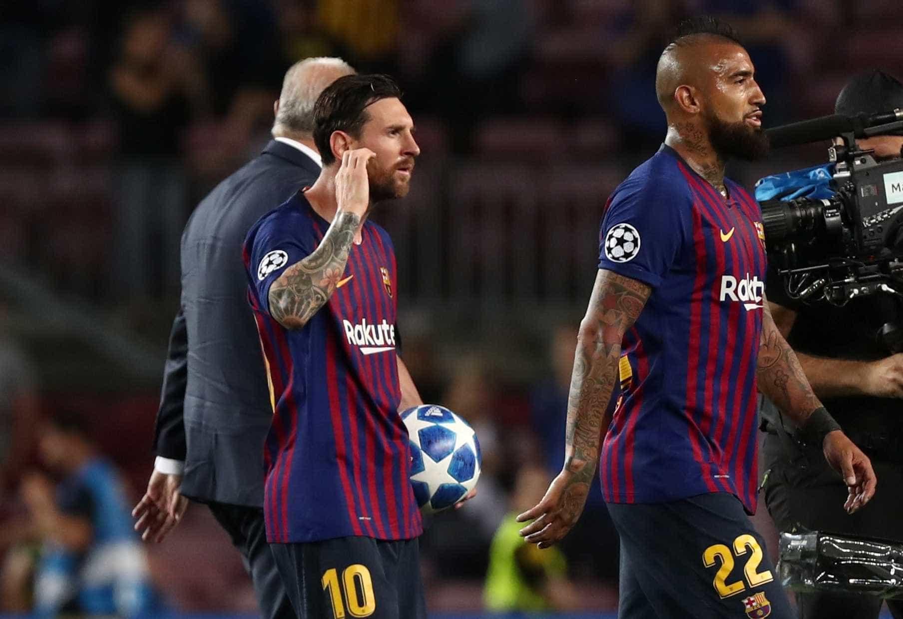 Barcelona chega a quarto jogo sem vitória e cai para 2° no Espanhol