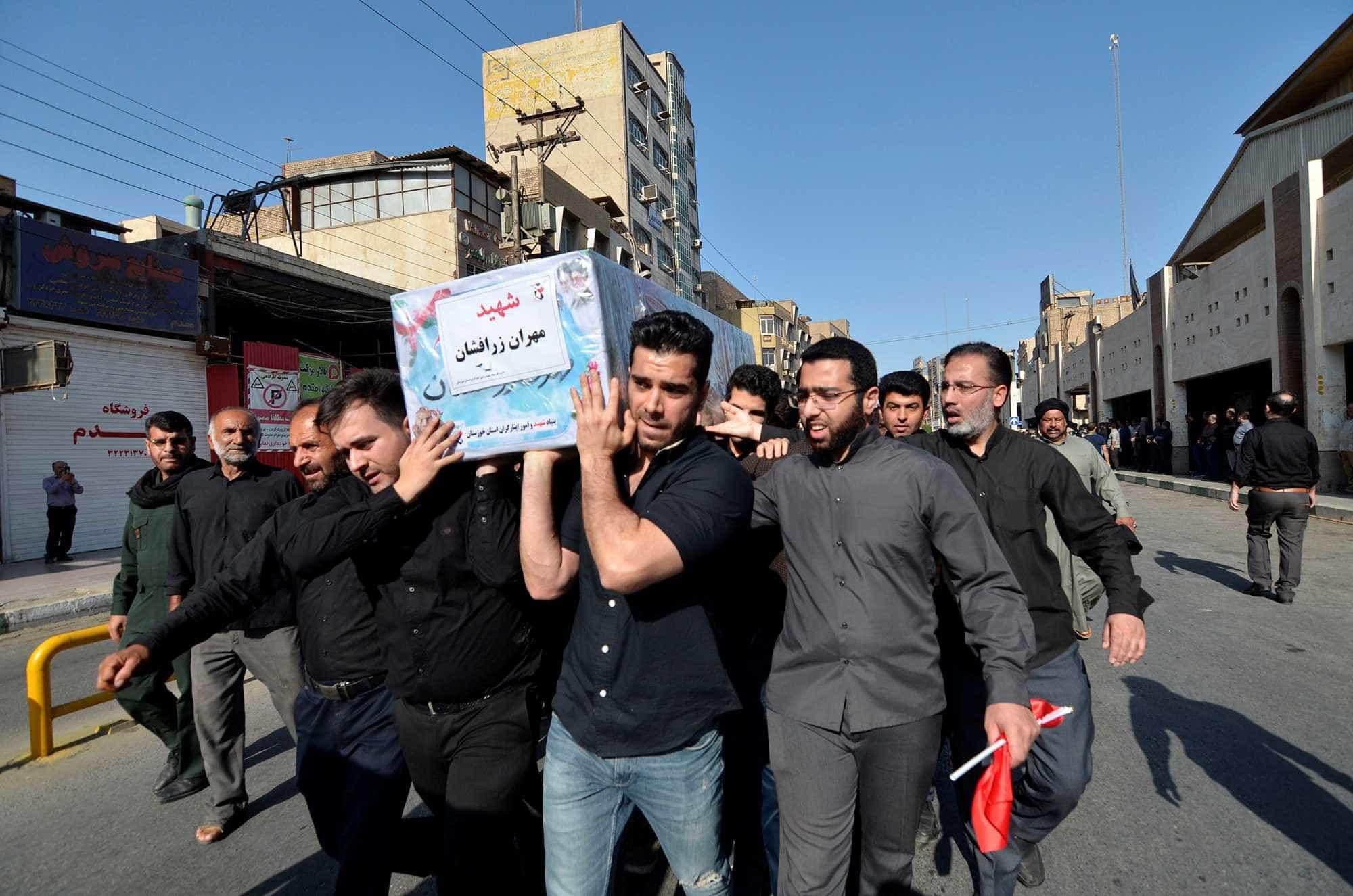Ataque que matou 24 no Irã foi comandado por separatistas jihadistas