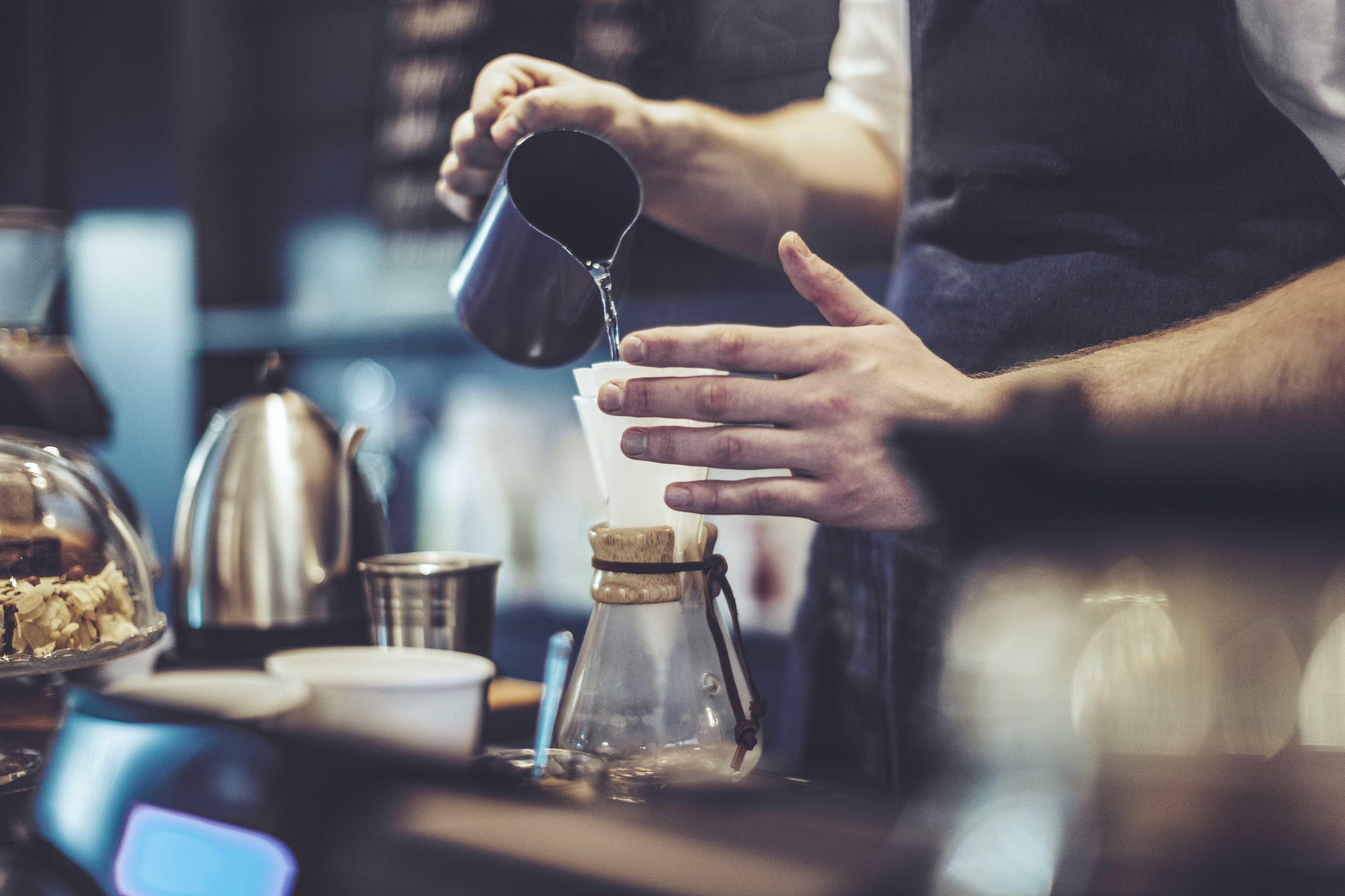 Conheça os diferentes métodos de preparo de café