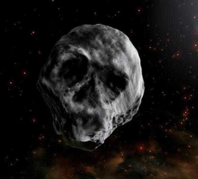 Asteroide Halloween deve passar próximo da Terra em novembro