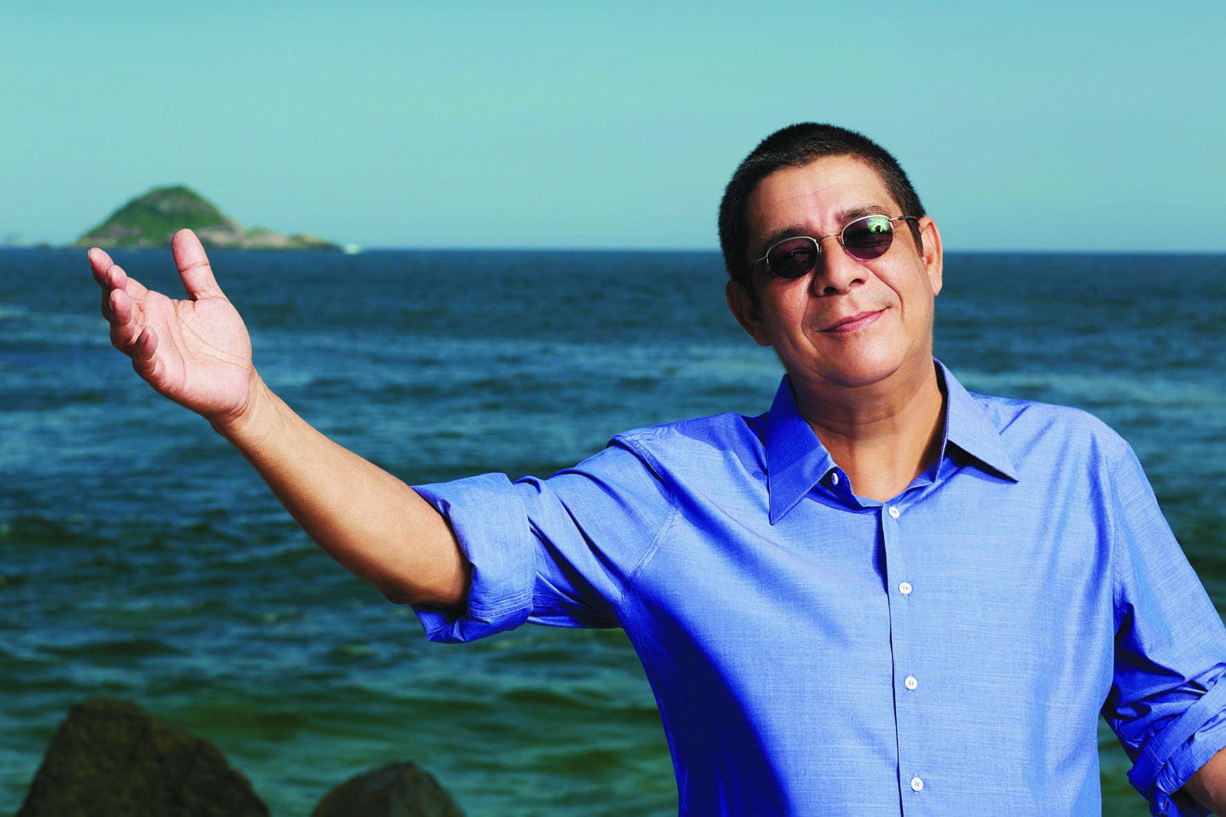 Zeca Pagodinho celebra 35 anos de carreira com turnê na Europa