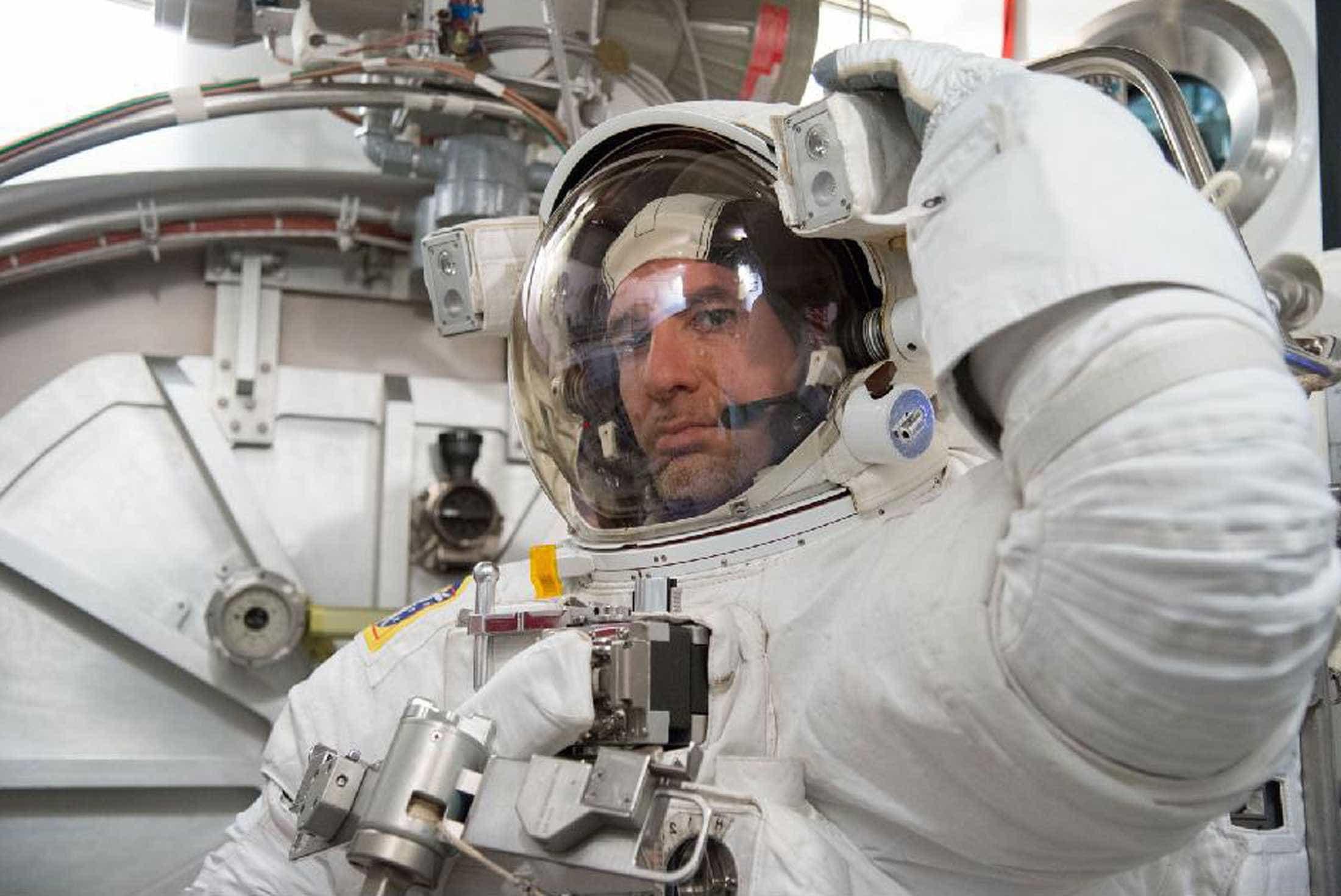 Astronauta anuncia nova missão espacial