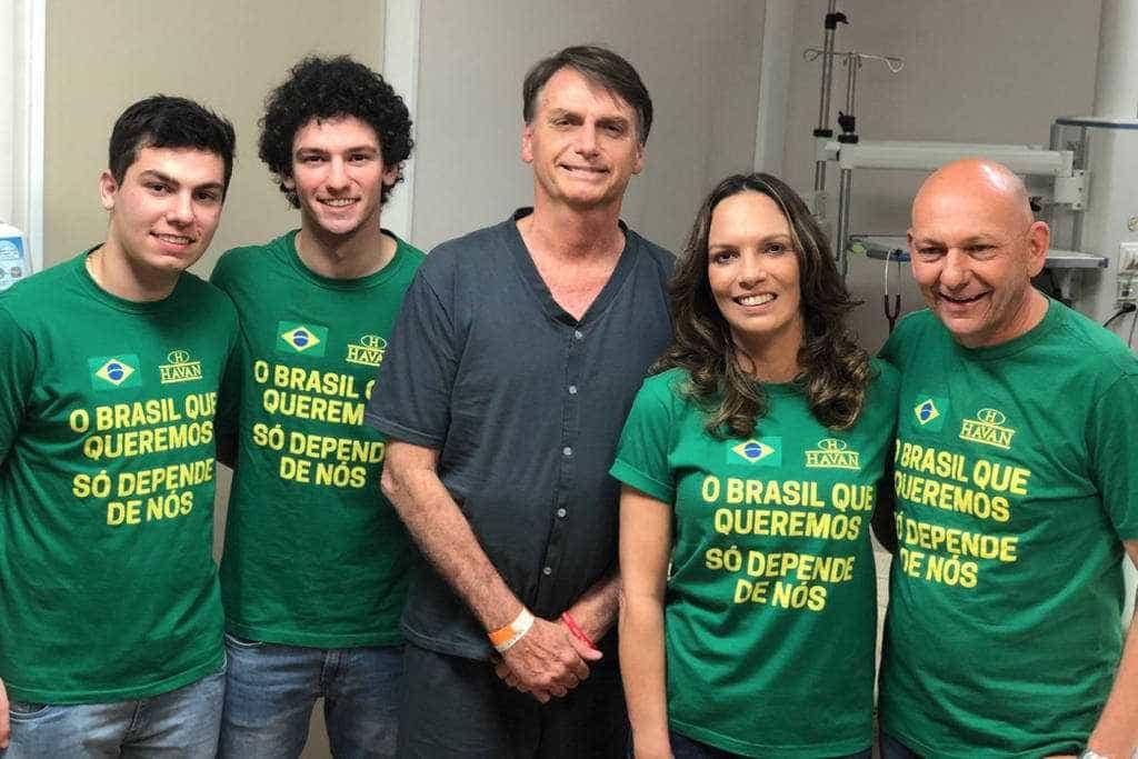 TSE arquiva ação de Haddad contra Bolsonaro e dono das lojas Havan