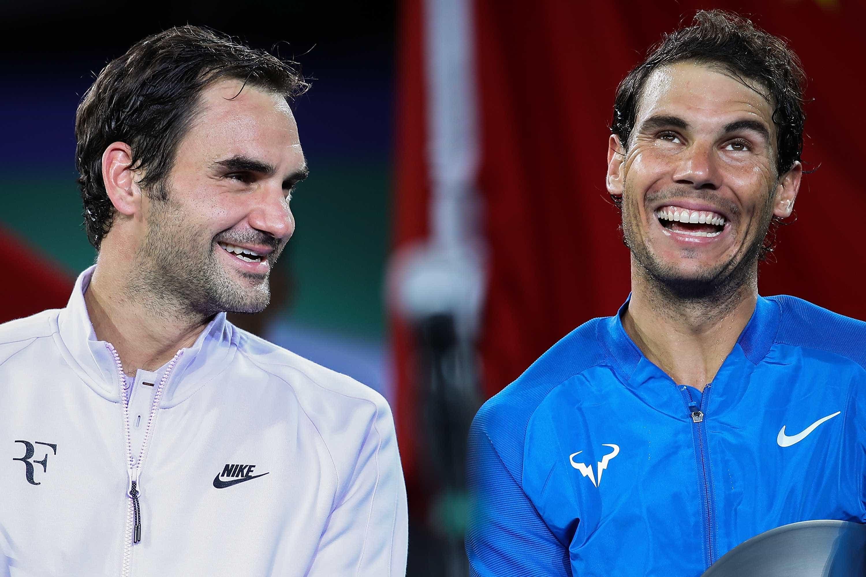 Livro sobre rivalidade exalta Nadal e reduz Federer