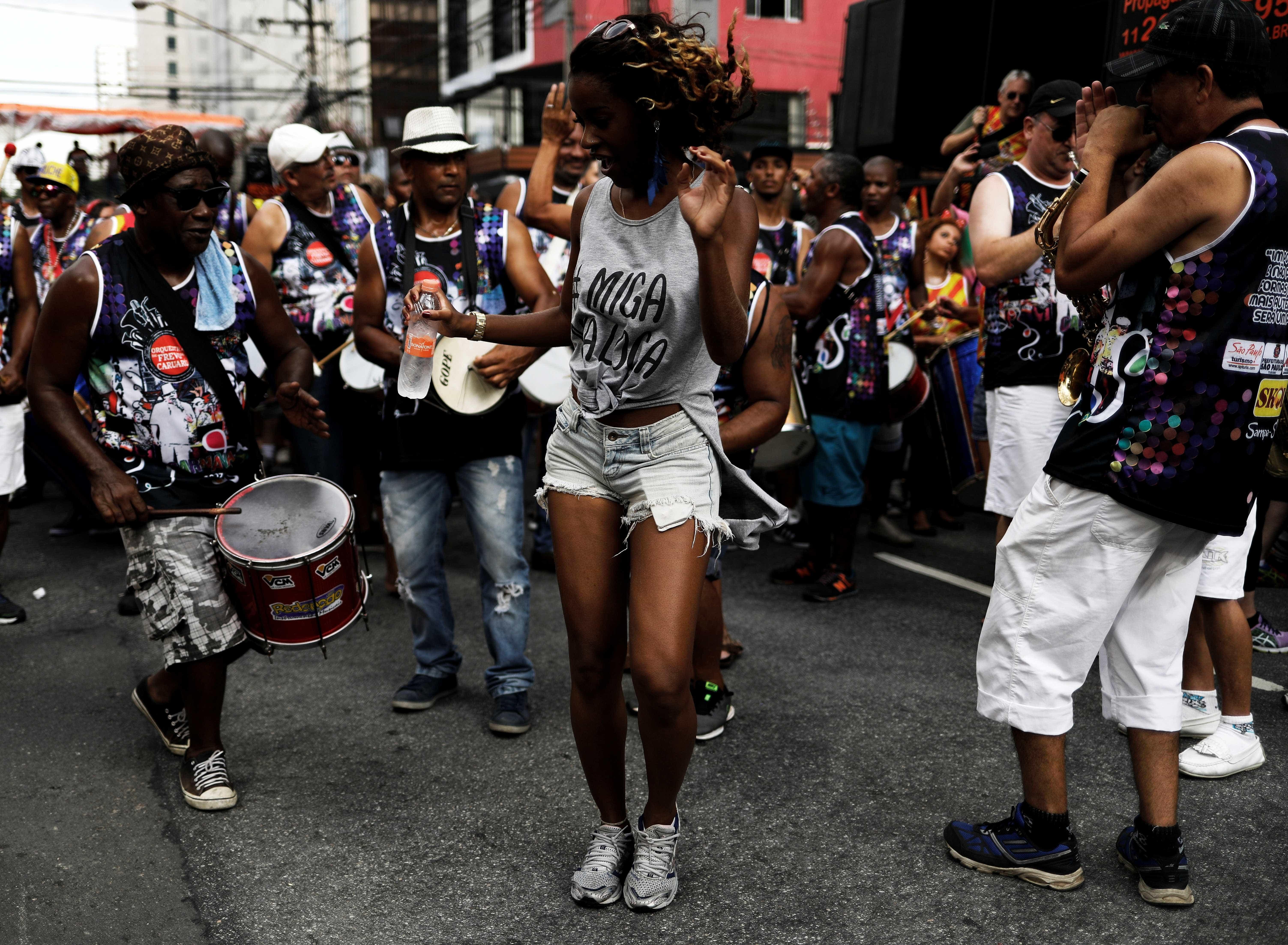Carnaval de SP tem impasse sobre megablocos