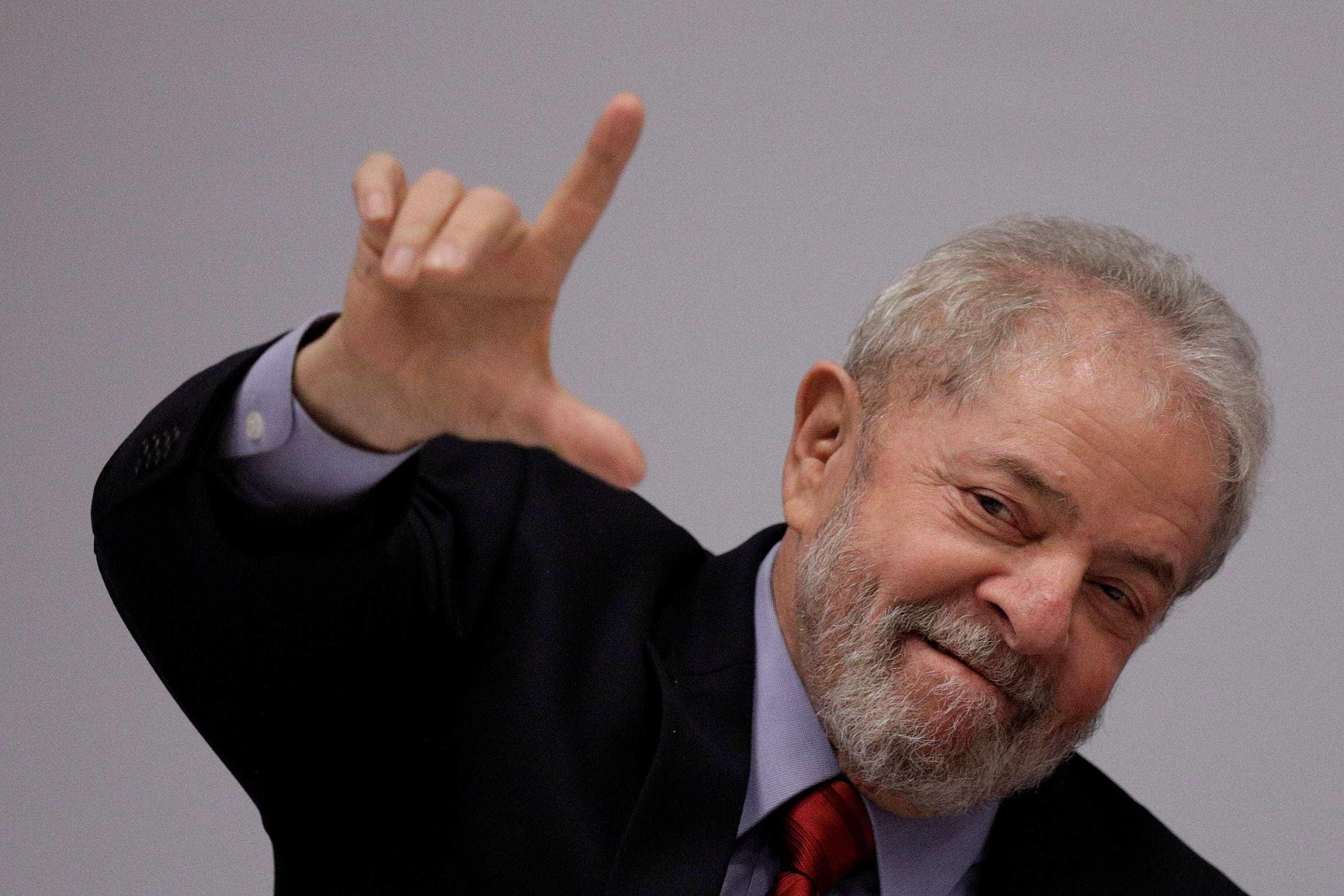 'Não reconheço a sentença', diz Lula sobre condenação na ação do sítio