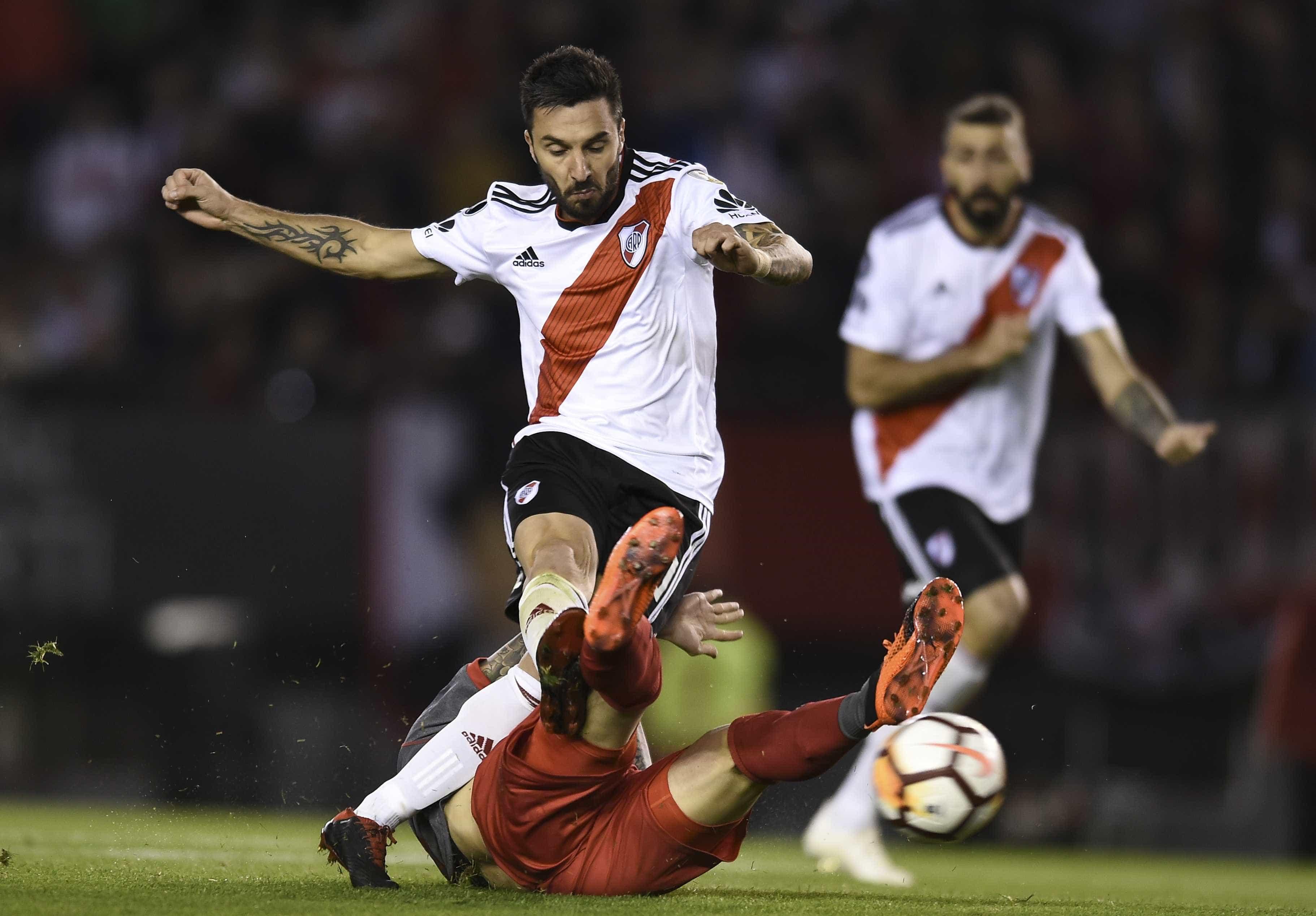 River vence Independiente e se classifica para a semi da Libertadores