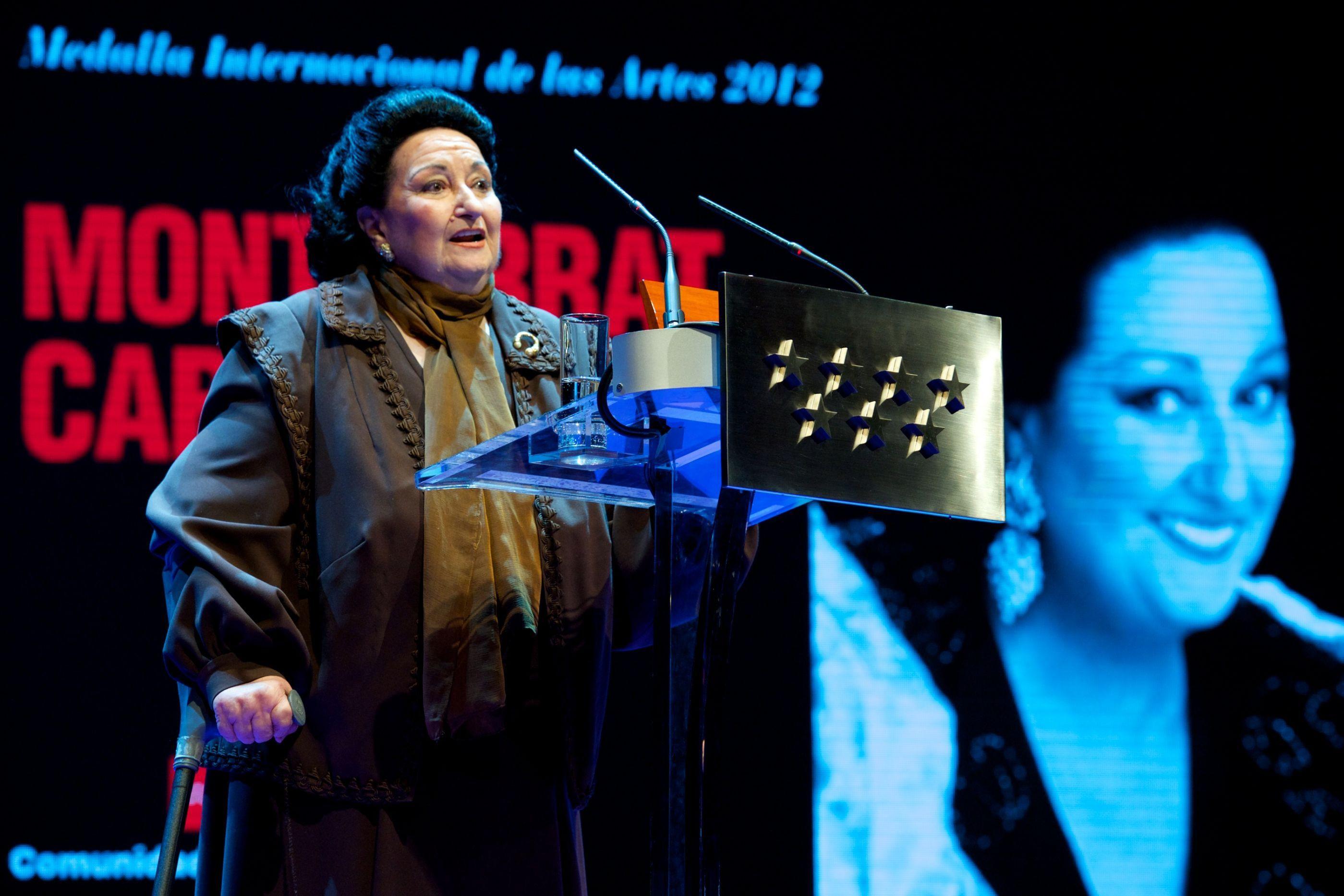 Montserrat Caballé, melhor soprano do século 20, morre aos 85 anos