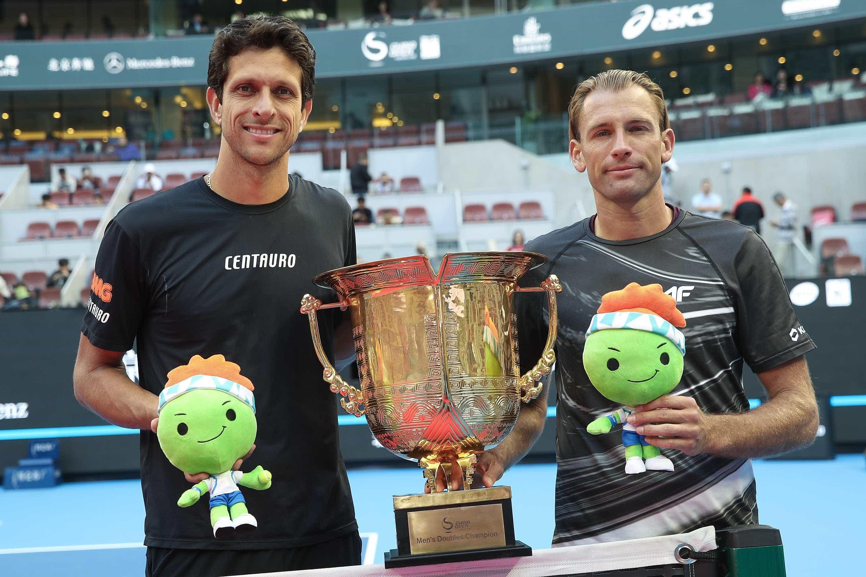 Melo e Kubot vencem favoritos na final e conquistam o Torneio de Pequim