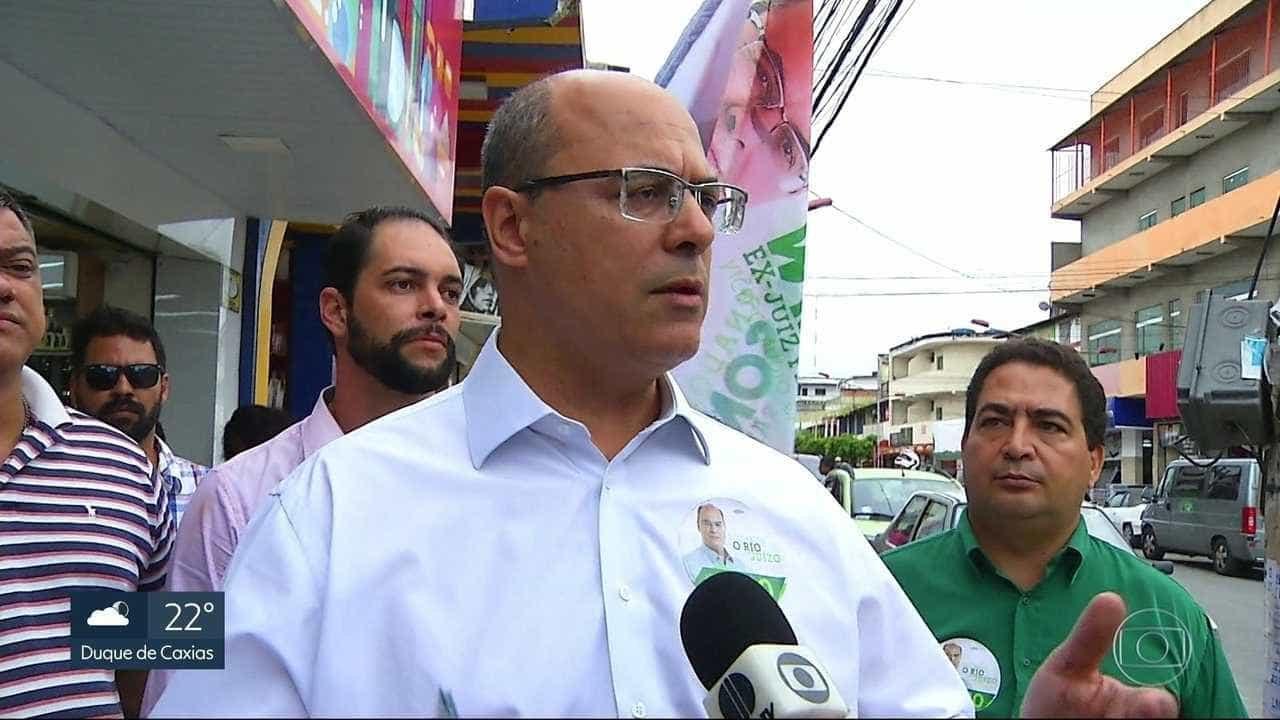 Wilson Witzel está inelegível pela Lei da Ficha Limpa, diz coluna