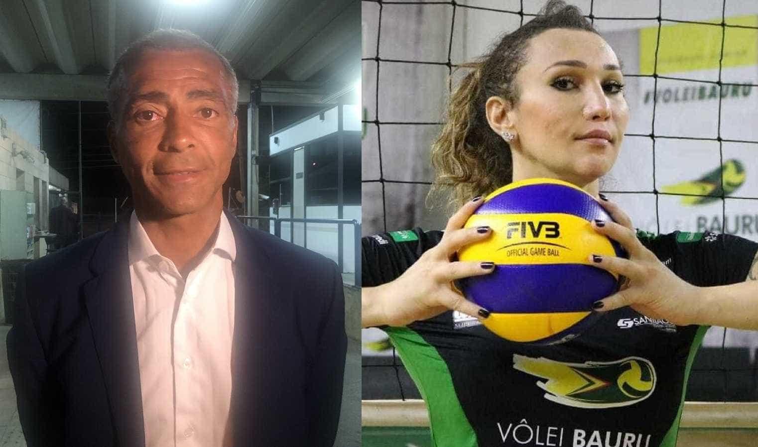 Romário,Tifanny e Maurren e outros esportistas fracassam nas urnas