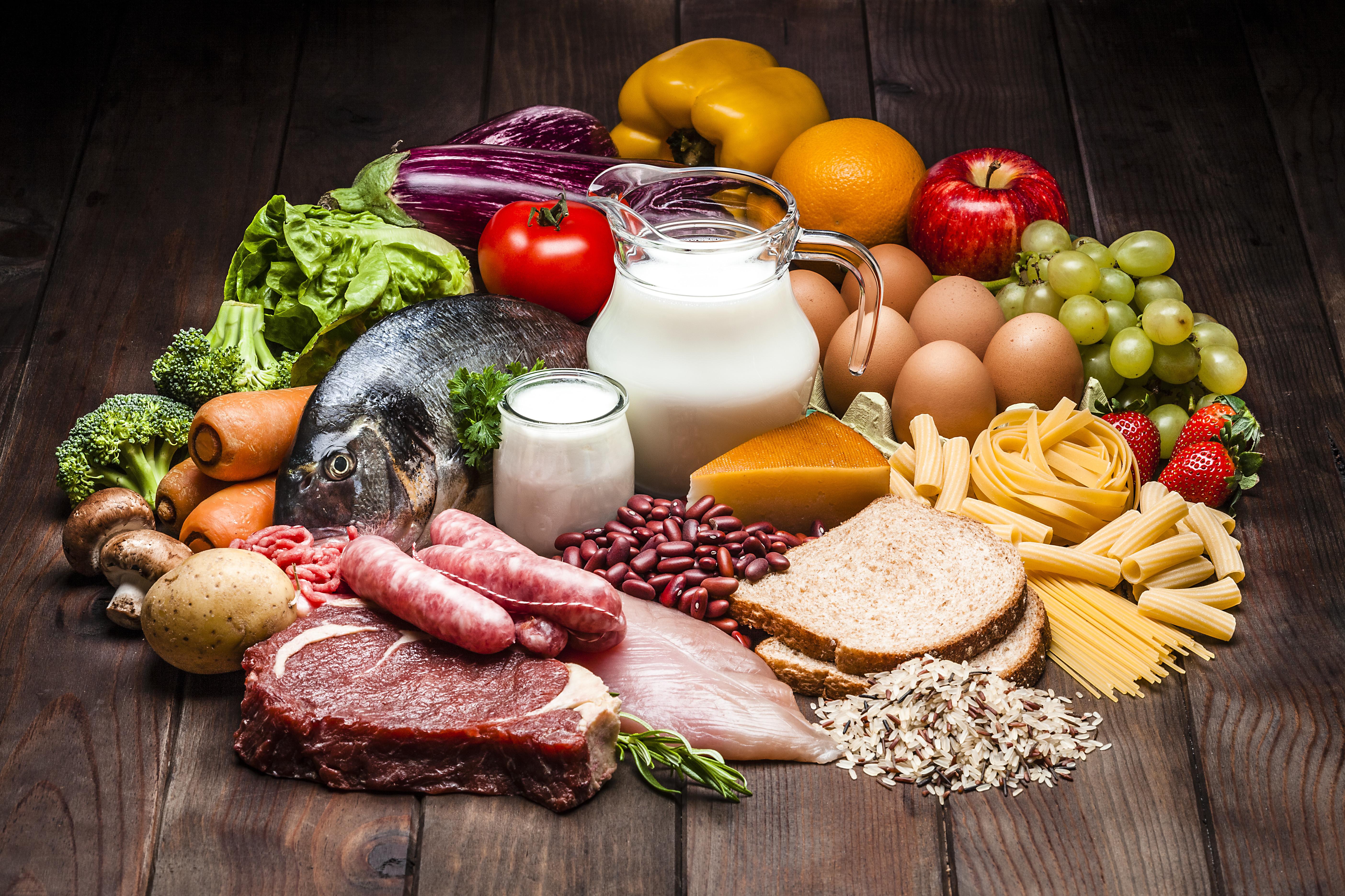 Veja os alimentos que ajudam a repor a deficiência de mineirais