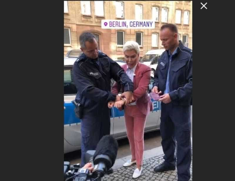 Ken Humano é preso pois policiais não reconheceram foto em identidade