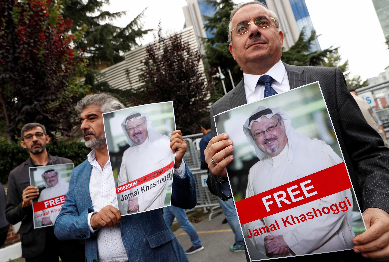 Restos mortais de jornalista saudita teriam sido encontrados