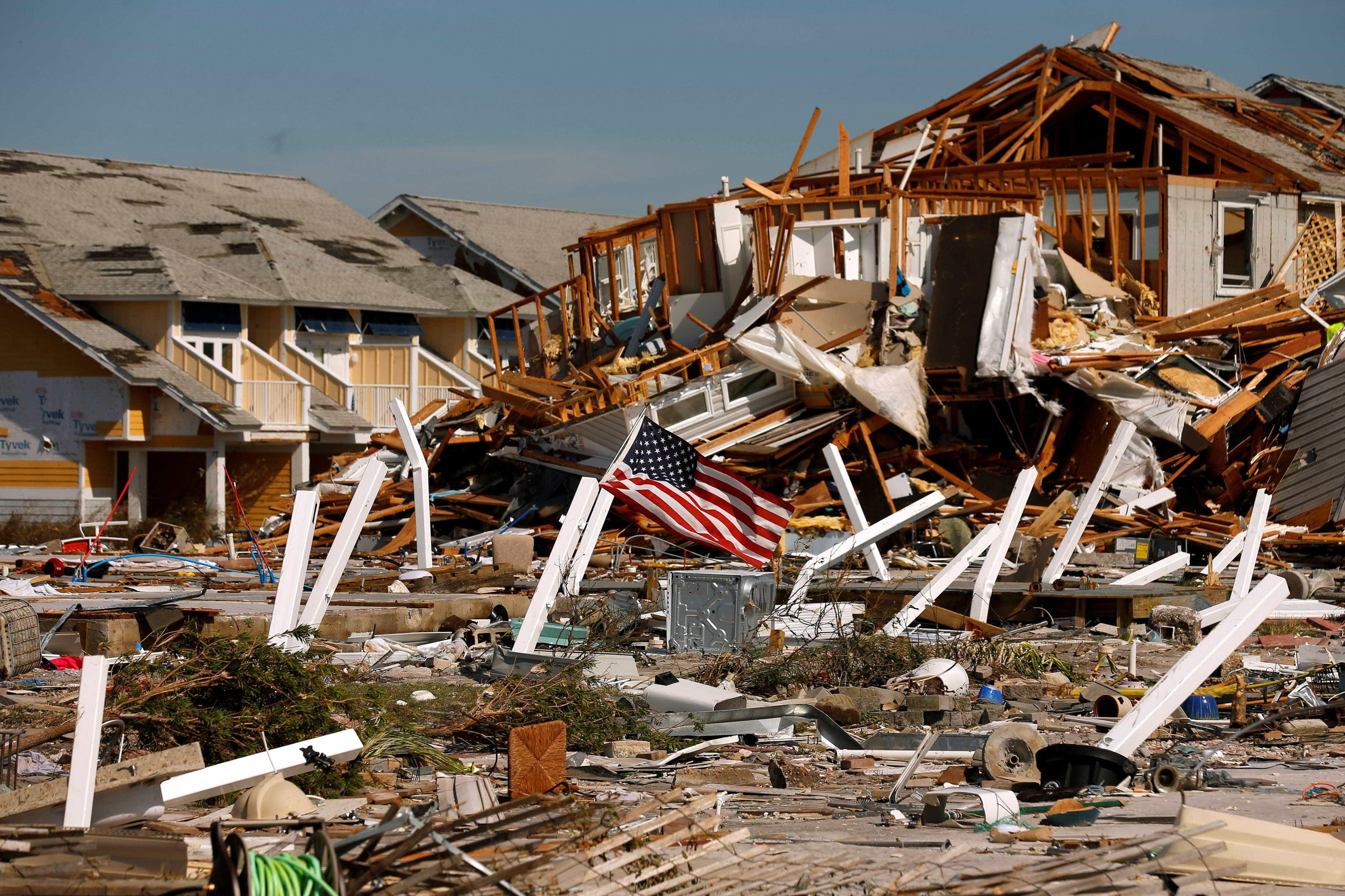 Furacão Michael deixa pelo menos 11 mortos nos EUA