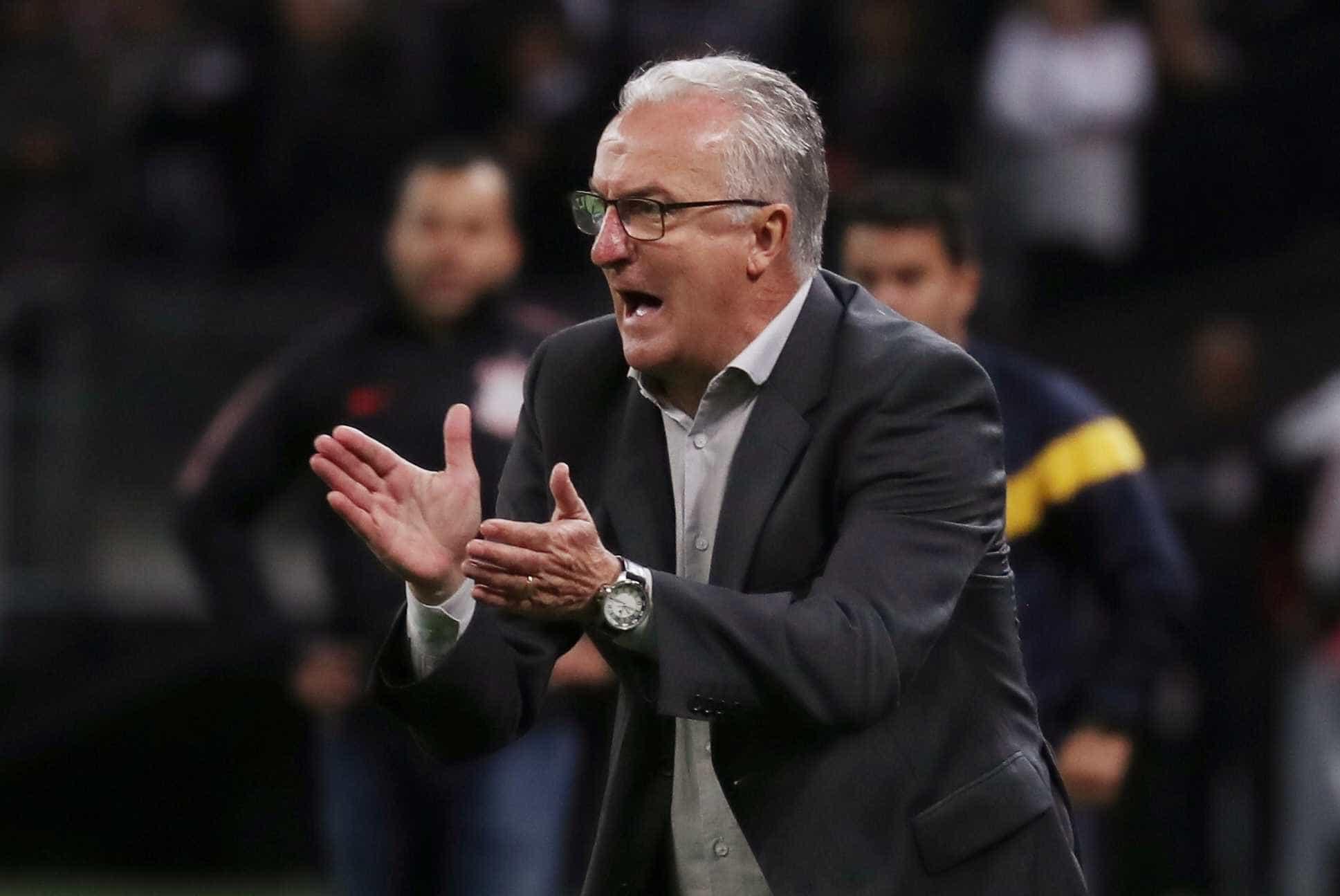 Dorival cita São Paulo e diz que tempo para trabalhar mudou o Flamengo