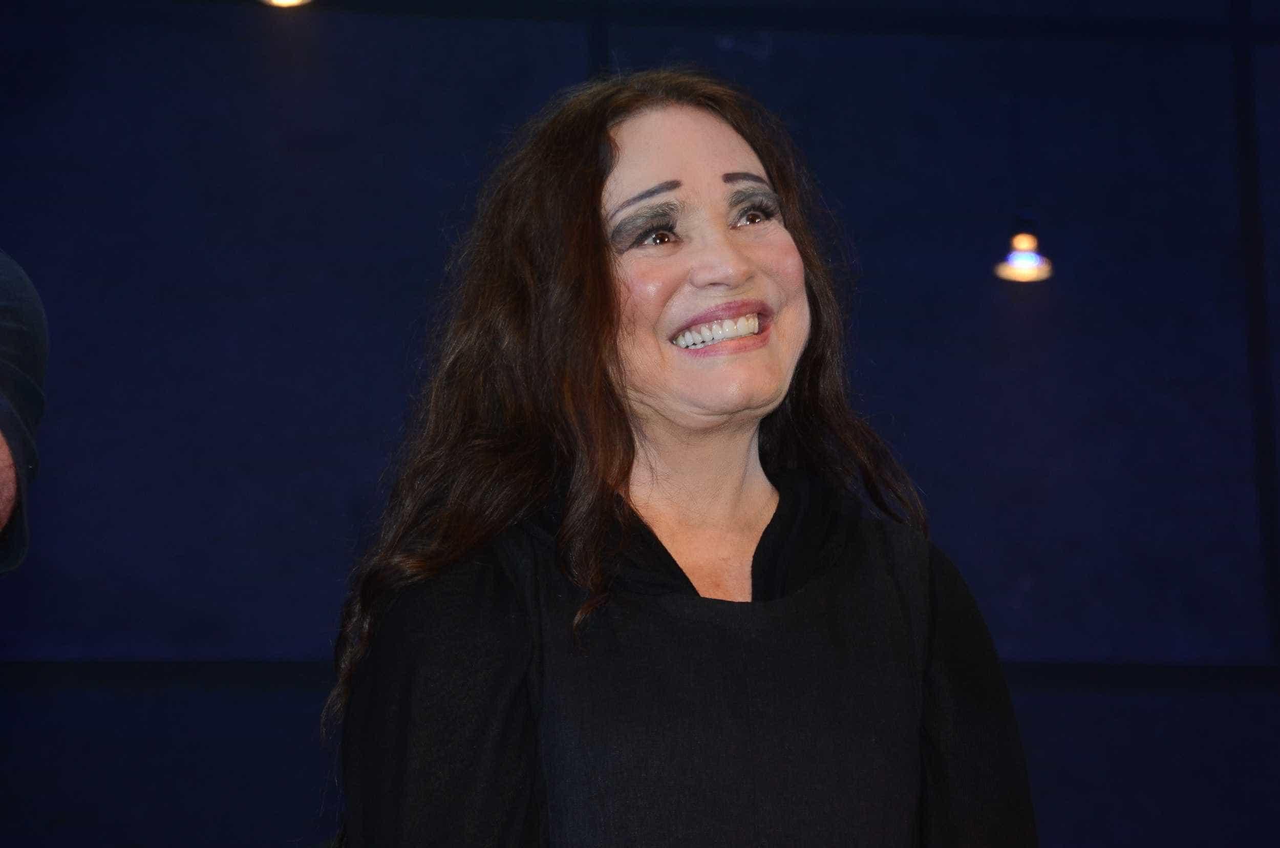 Bolsonaro parabeniza Regina Duarte por aniversário, e atriz comemora