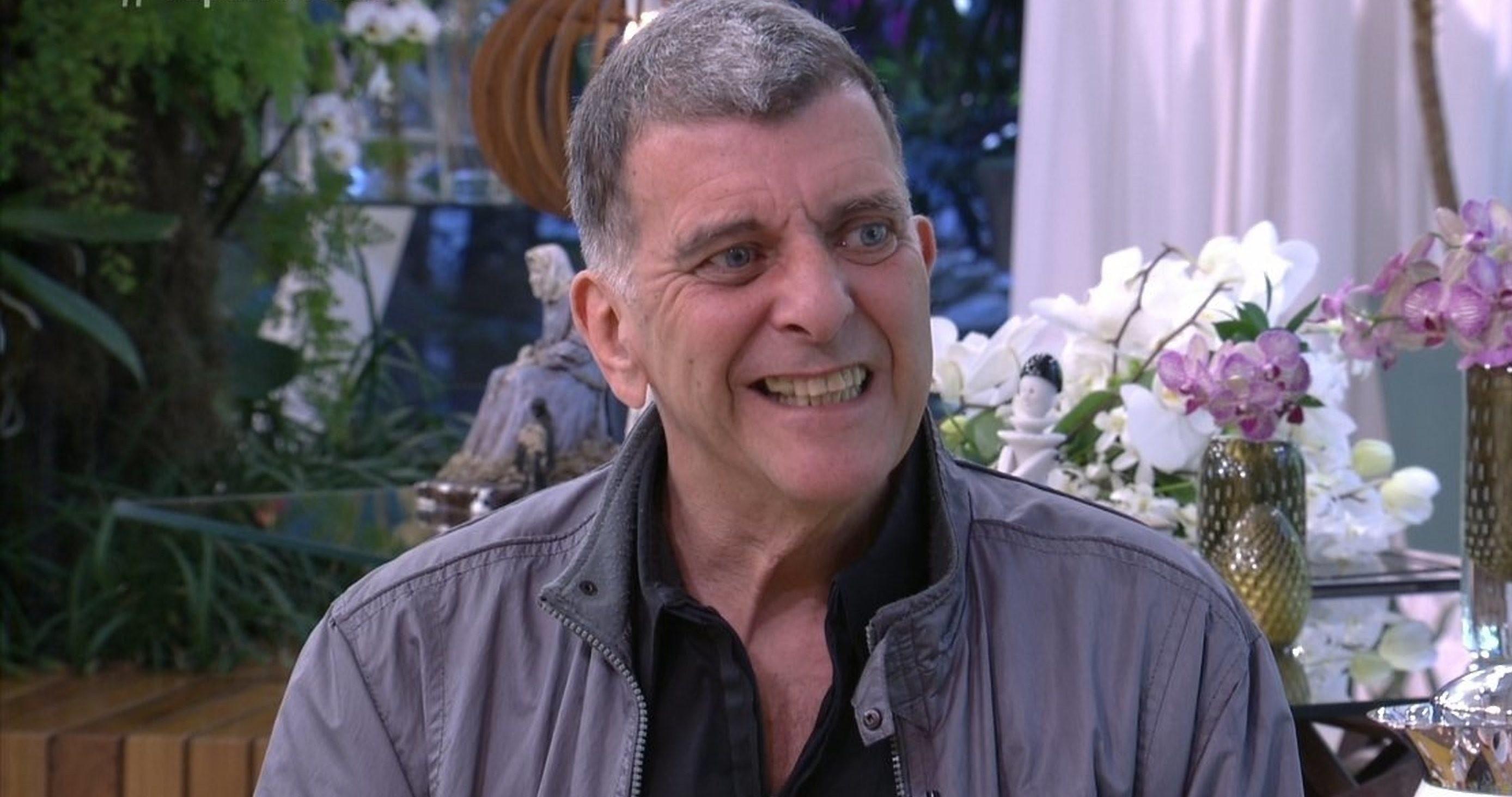 'Agradecer enquanto tenho saúde', diz Jorge Fernando após AVC